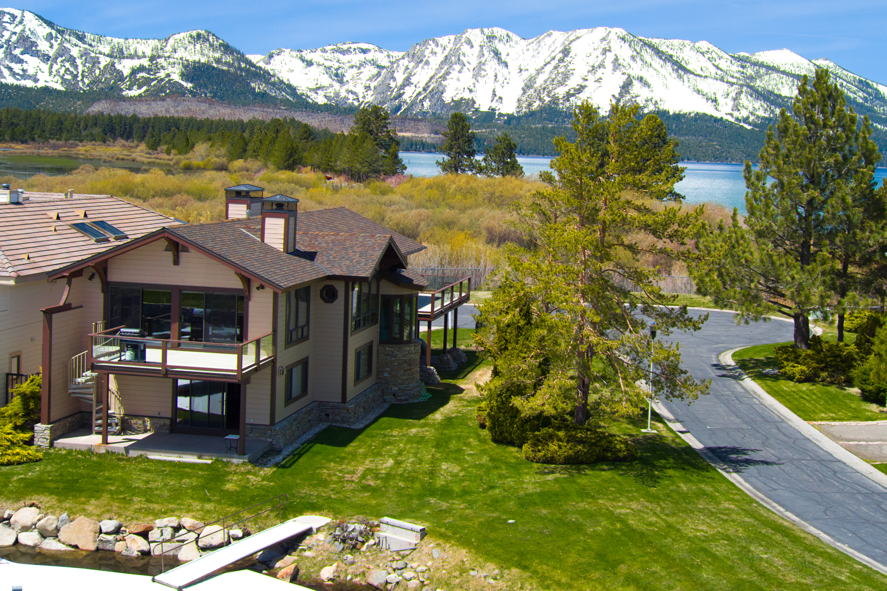 Single Family Home for Active at 5 Lighthouse Shores Drive, South Lake Tahoe, California 96150 South Lake Tahoe, California 96150 United States