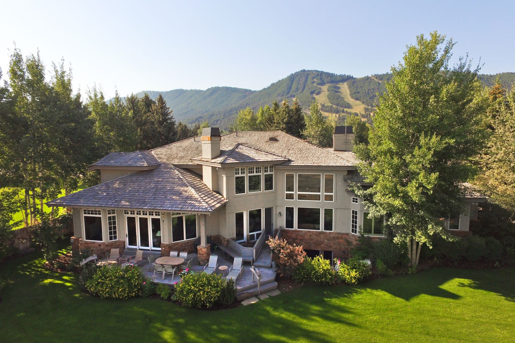 Single Family Home for Sale at Gill Addition Gem 355 Teton Ave Jackson, Wyoming 83001 United States