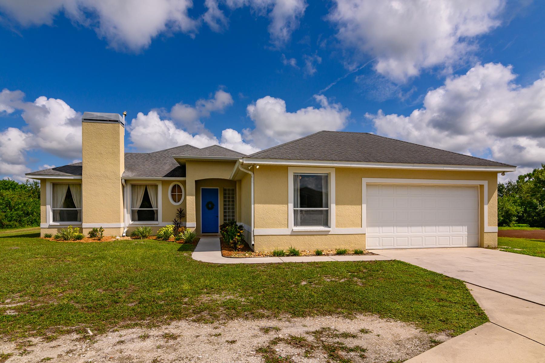 Single Family Homes 용 매매 에 MAGNOLIA HILL 28801 100th Dr E, Myakka City, 플로리다 34251 미국