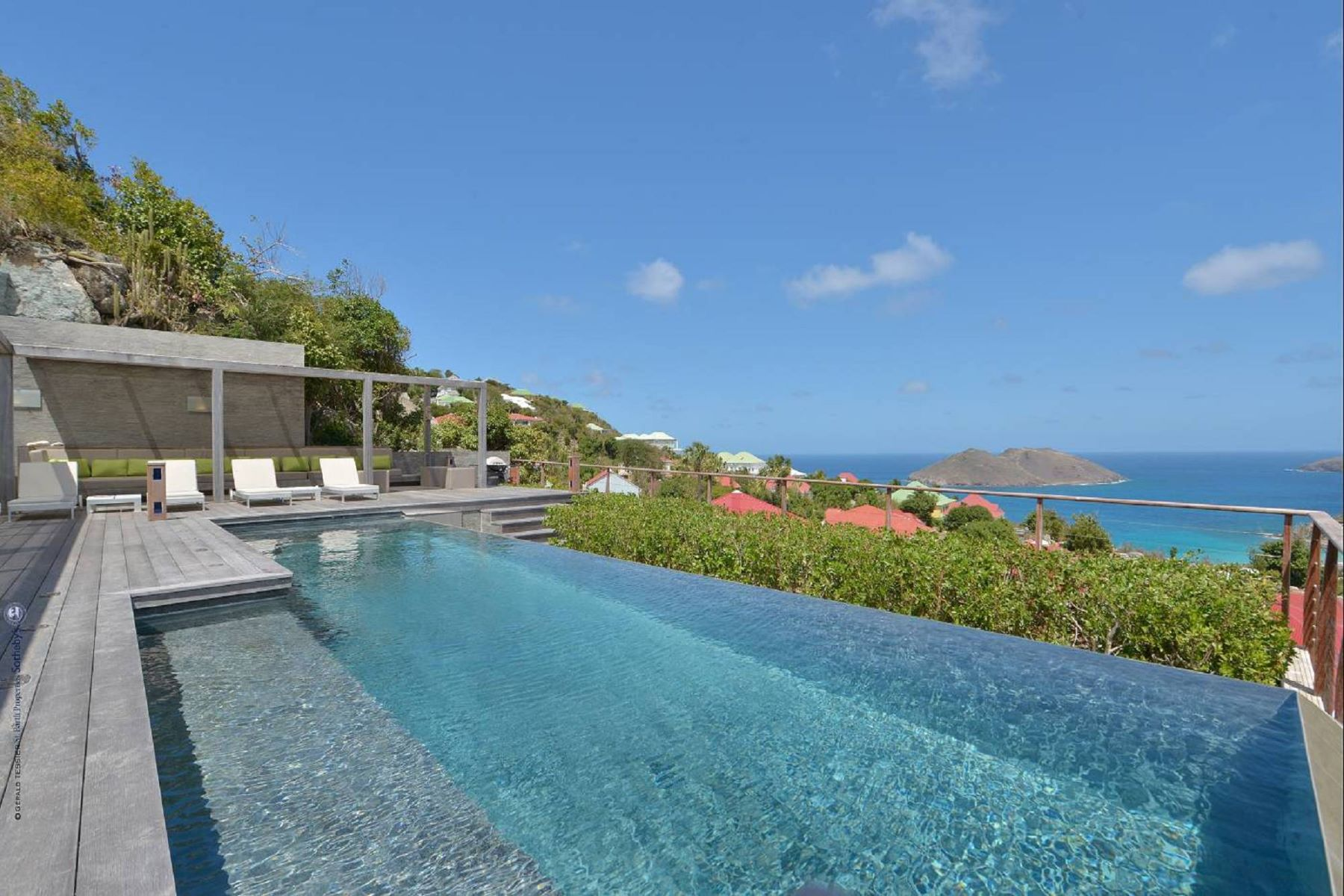 Single Family Homes for Sale at Villa Casawapa Colombier Other St. Barthelemy, Cities In St. Barthelemy 97133 St. Barthelemy