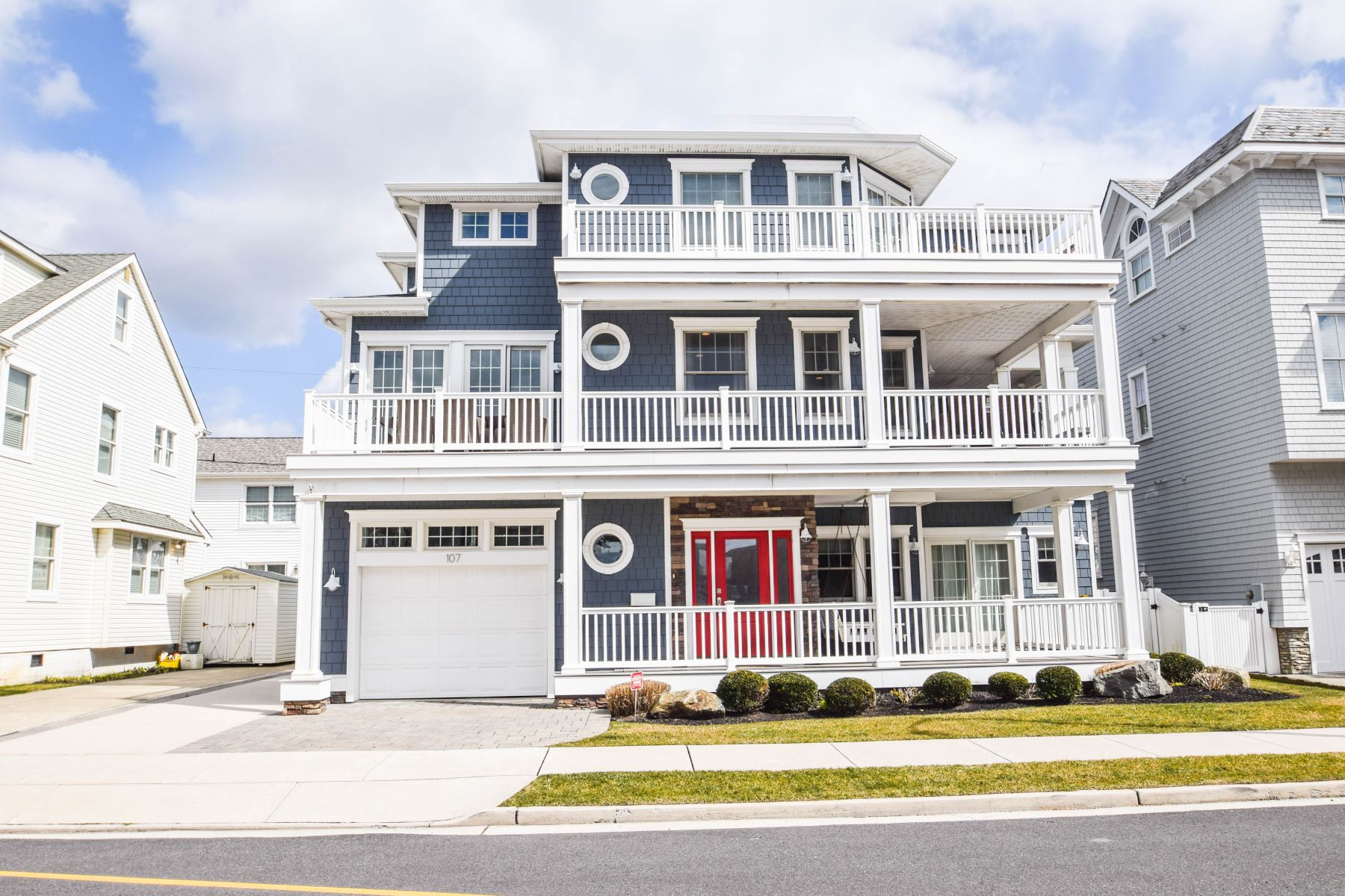 single family homes for Rent at 107 S Philadelphia Avenue August 2019, Ventnor, New Jersey 08406 United States