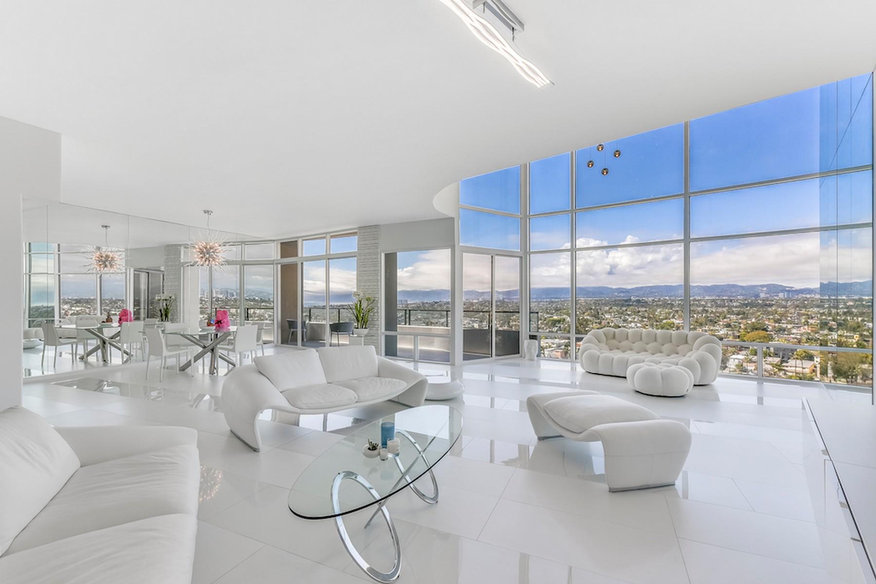 Condominiums for Sale at 4316 Marina City Dr # PH26C Marina Del Rey, California 90292 United States