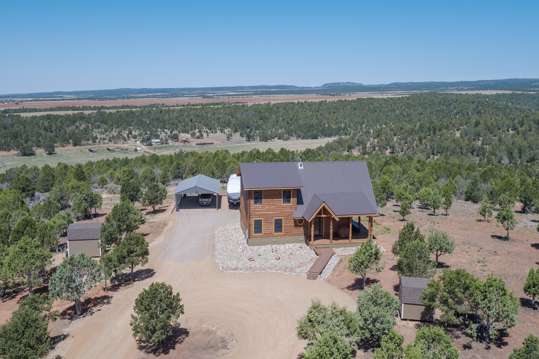 Single Family Homes for Active at 10206 CR 120 Hesperus, Colorado 81326 United States