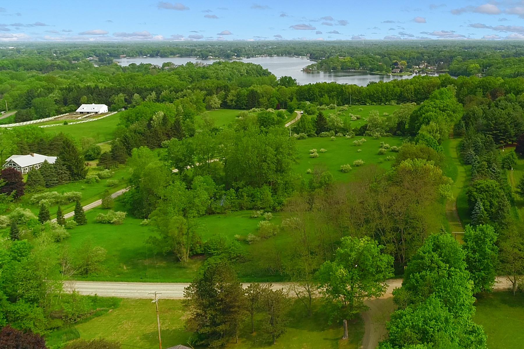 Land for Sale at 0000 Horton, Atlas Twp 0000 Horton Goodrich, Michigan 48438 United States