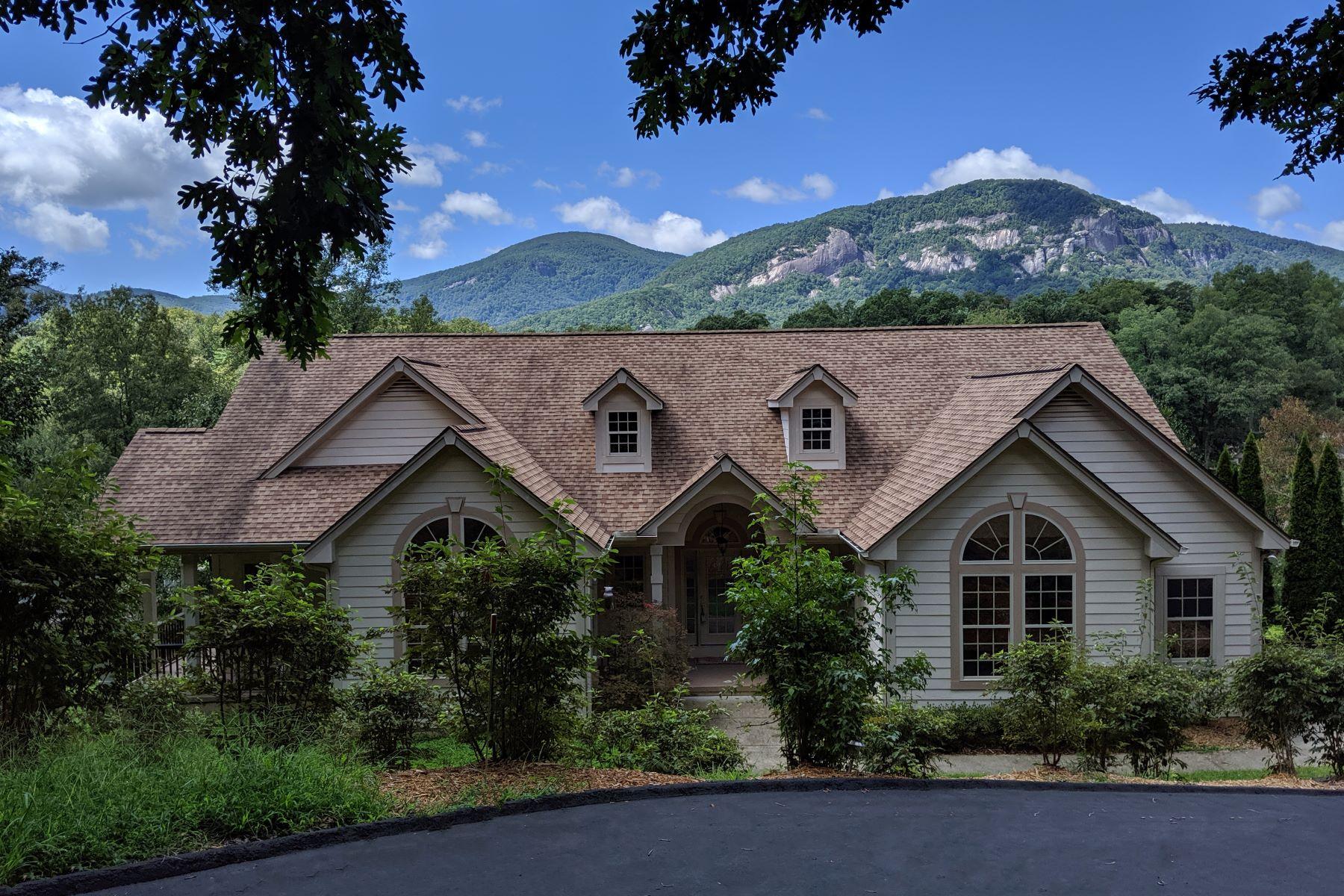 Single Family Homes por un Venta en 180 Chapel Point Road, Lake Lure, NC Lake Lure, Carolina Del Norte 28746 Estados Unidos
