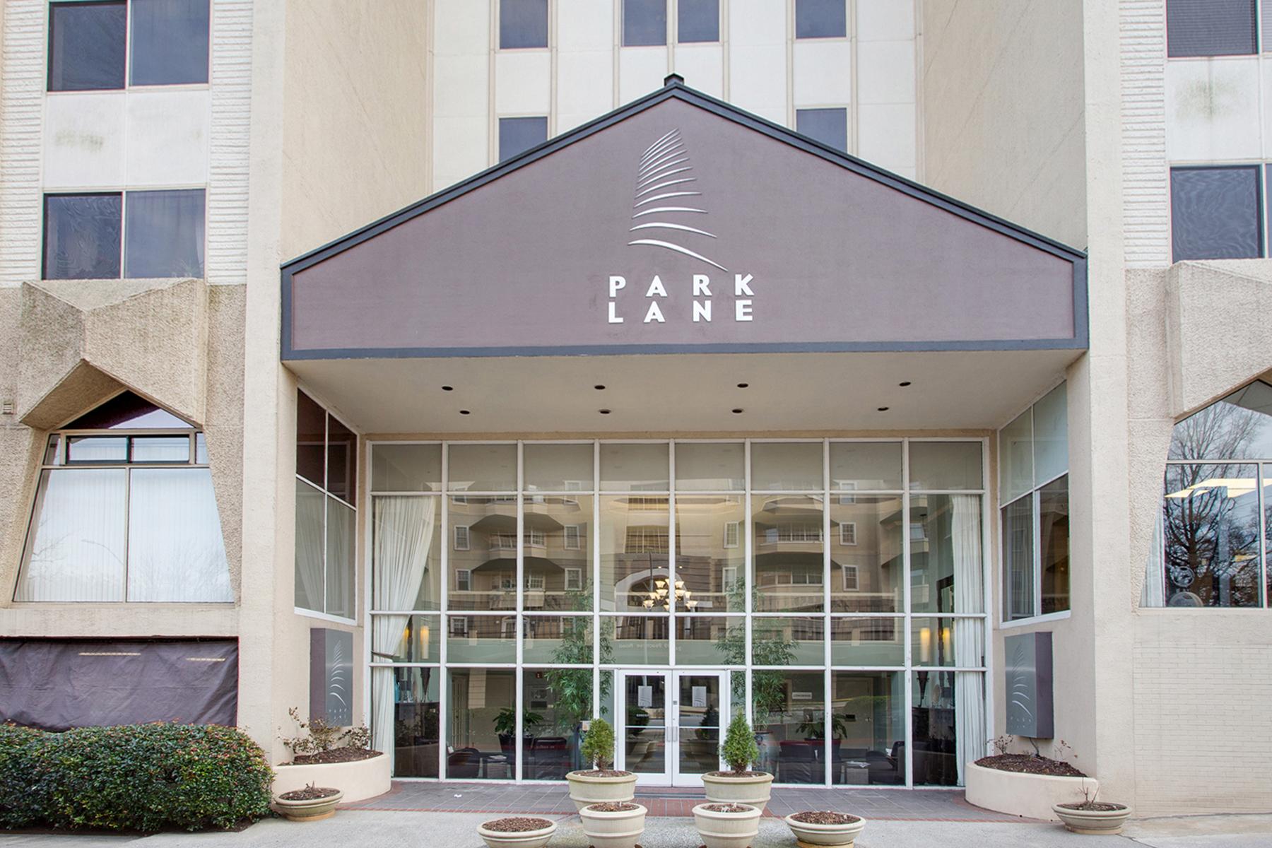 Condominium for Sale at Charming Buckhead Condo 2479 Peachtree Road NE No. 1004 Atlanta, Georgia 30305 United States