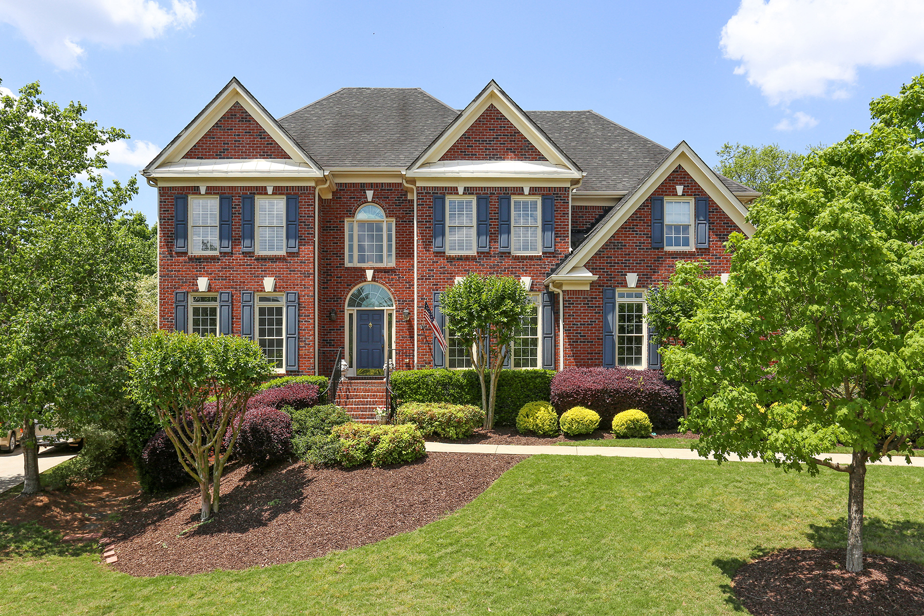 Single Family Home for Sale at Bright And Well Maintained In Alpharetta 1075 Seale Drive Alpharetta, Georgia 30022 United States