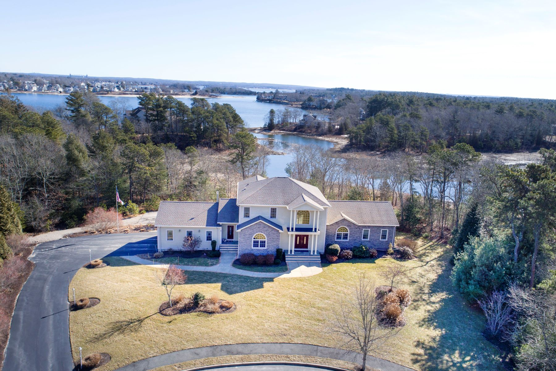 Single Family Home for Sale at Shell Point Estates 7 Davis Lane Wareham, Massachusetts 02571 United States