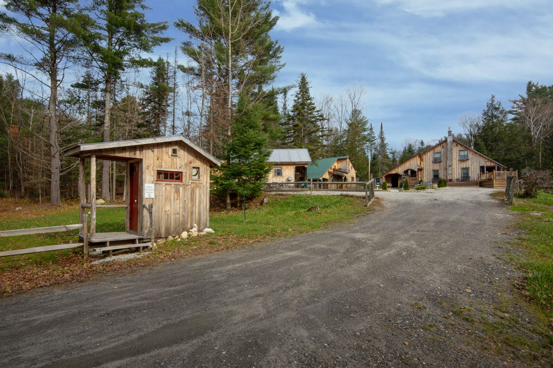 Single Family Home for Sale at 1847 Scales Hill Road, Washington 1847 Scales Hill Rd Washington, Vermont 05675 United States