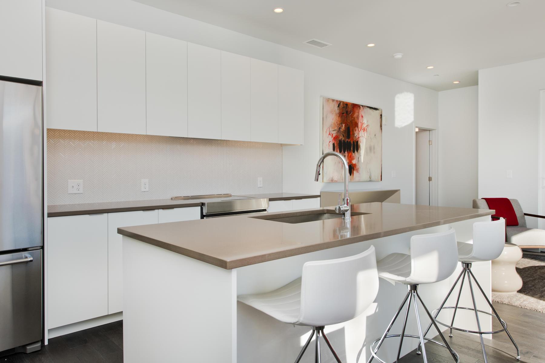 Casa Unifamiliar por un Venta en Ogden Flats 1300 North Ogden Street #402 Denver, Colorado 80218 Estados Unidos