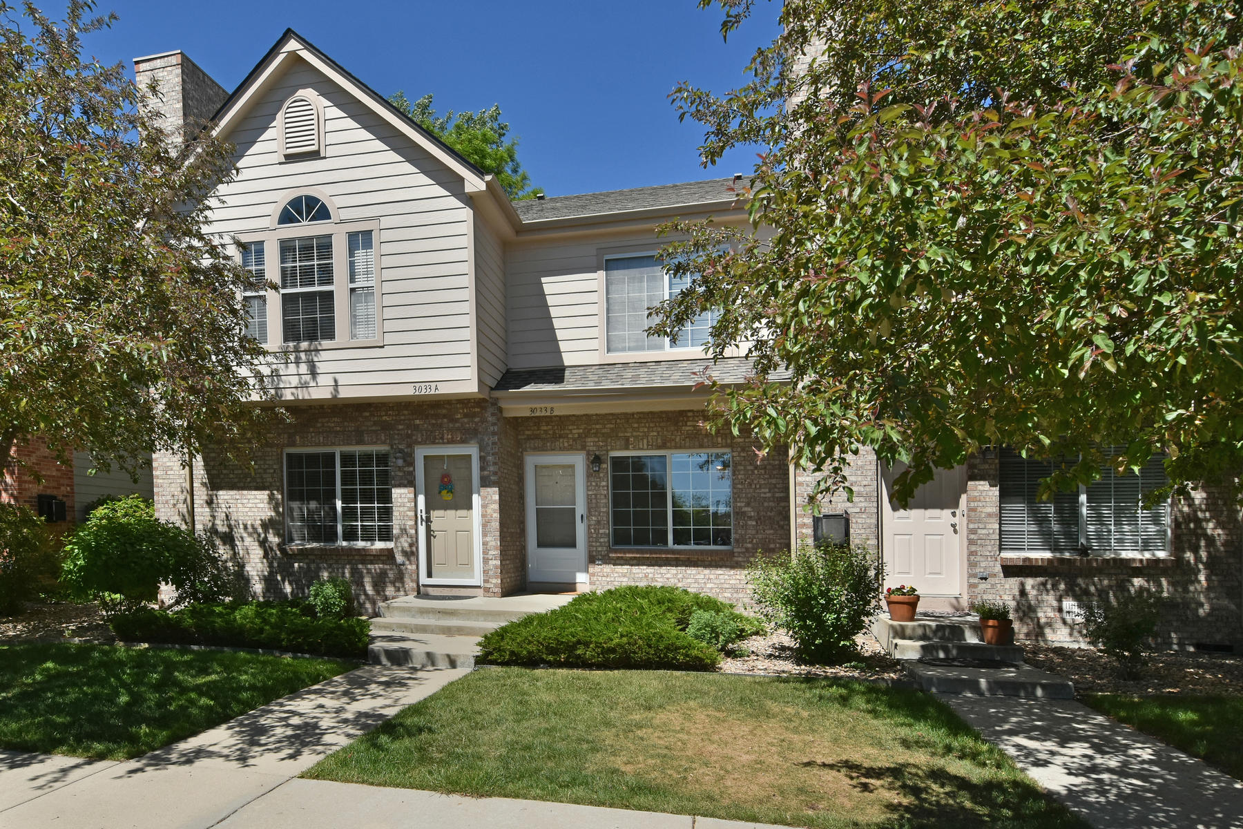 townhouses for Sale at 3033 West 107th Place #704 3033 West 107th Place #B Westminster, Colorado 80031 United States