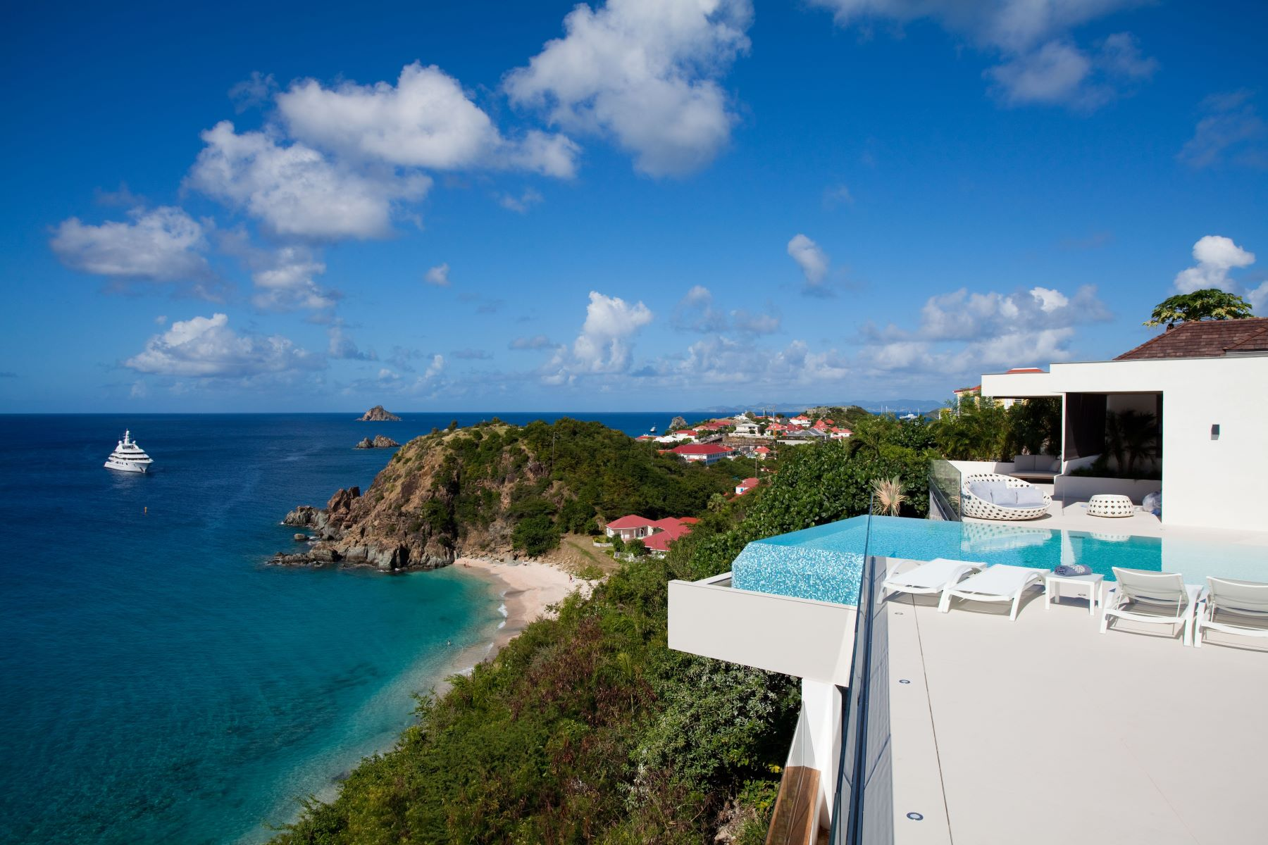 Single Family Home for Sale at Villa Vitti Lurin Lurin, Cities In St. Barthelemy 97133 St. Barthelemy