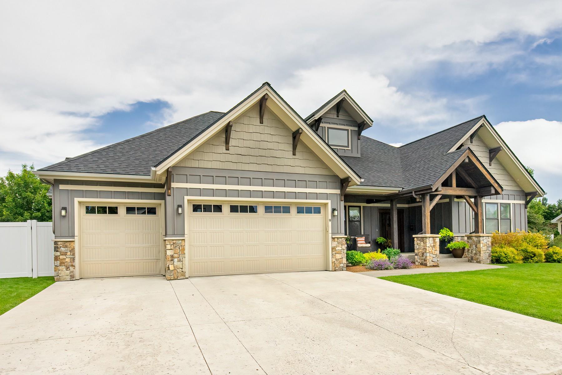 Single Family Homes 為 出售 在 Kalispell, 蒙大拿州 59901 美國