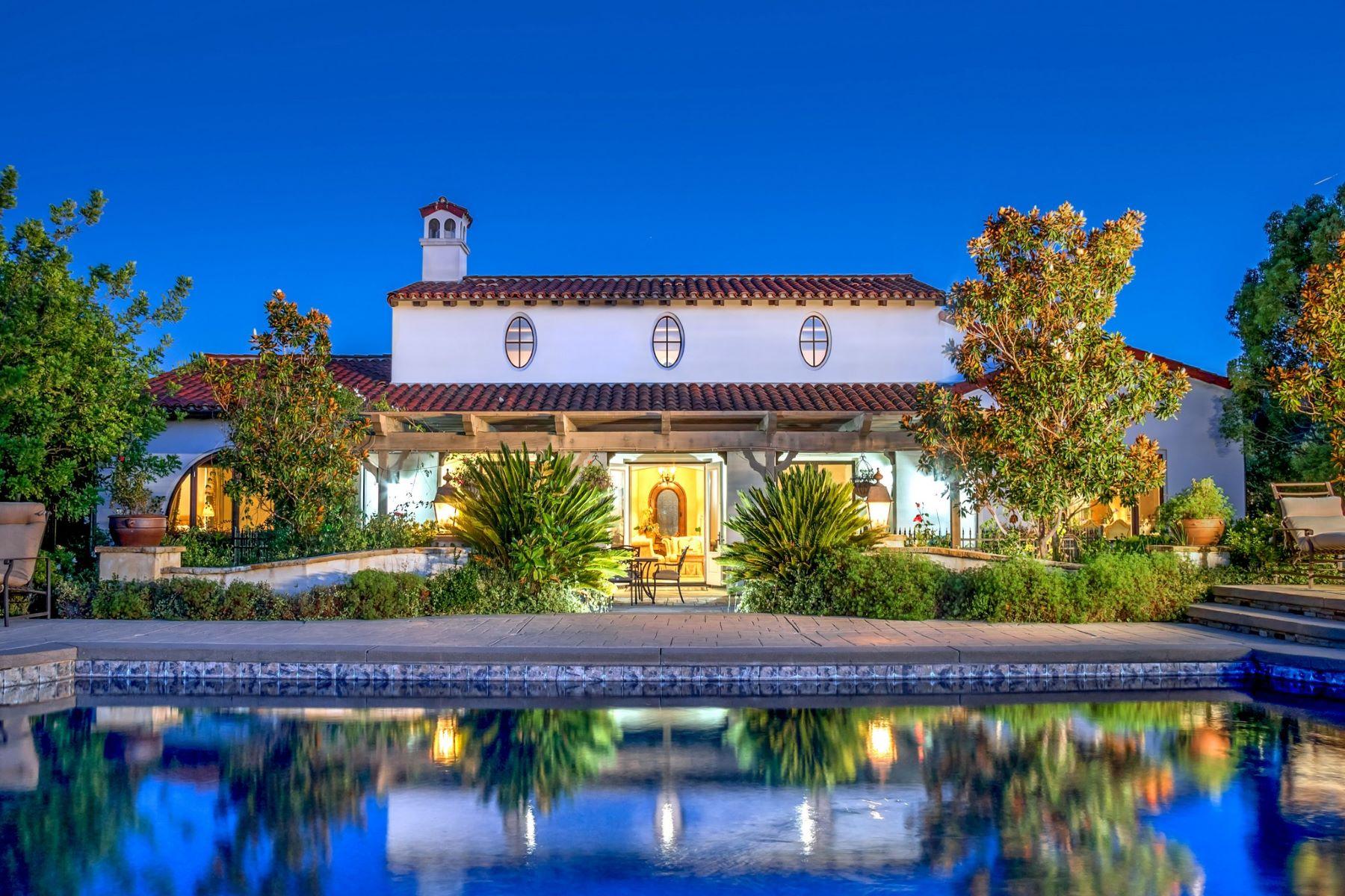 Single Family Homes por un Venta en 25599 Prado De Las Flores Calabasas, California 91302 Estados Unidos