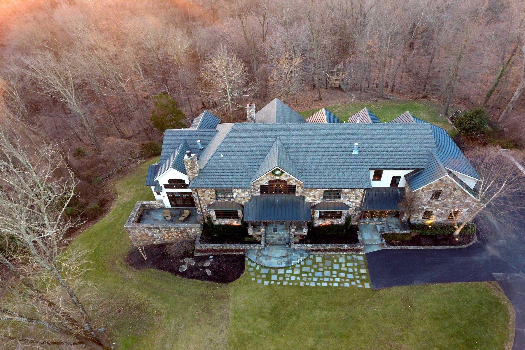 Single Family Homes por un Venta en Falls Road Corridor 6138 Falls Road Baltimore, Maryland 21209 Estados Unidos