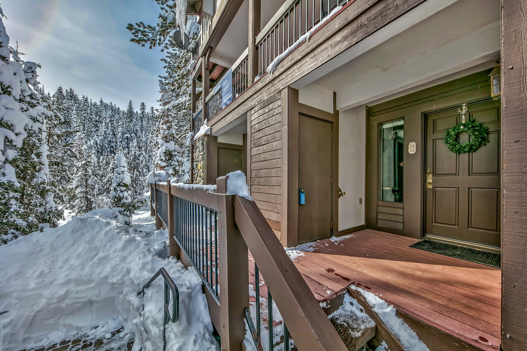 Condominium for Active at 227 Squaw Valley Road. #24, Olympic Valley, CA 227 Squaw Valley Road #24 Olympic Valley, California 96146 United States