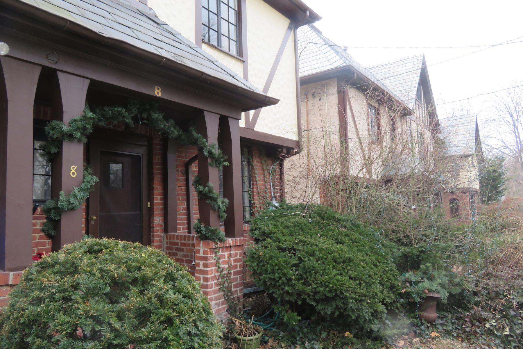 Maison accolée pour l à louer à 8 Brookside Avenue 8 Brookside Avenue Pelham, New York 10803 États-Unis