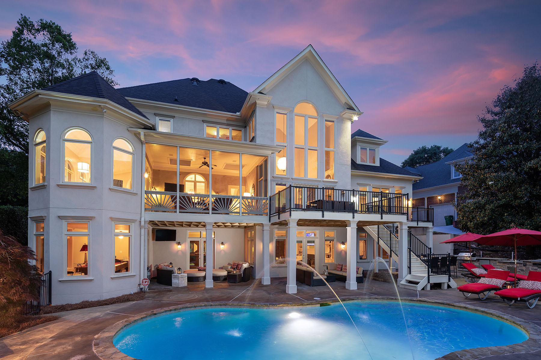 Single Family Homes for Active at 4417 Piper Glen Dr Charlotte, North Carolina 28277 United States