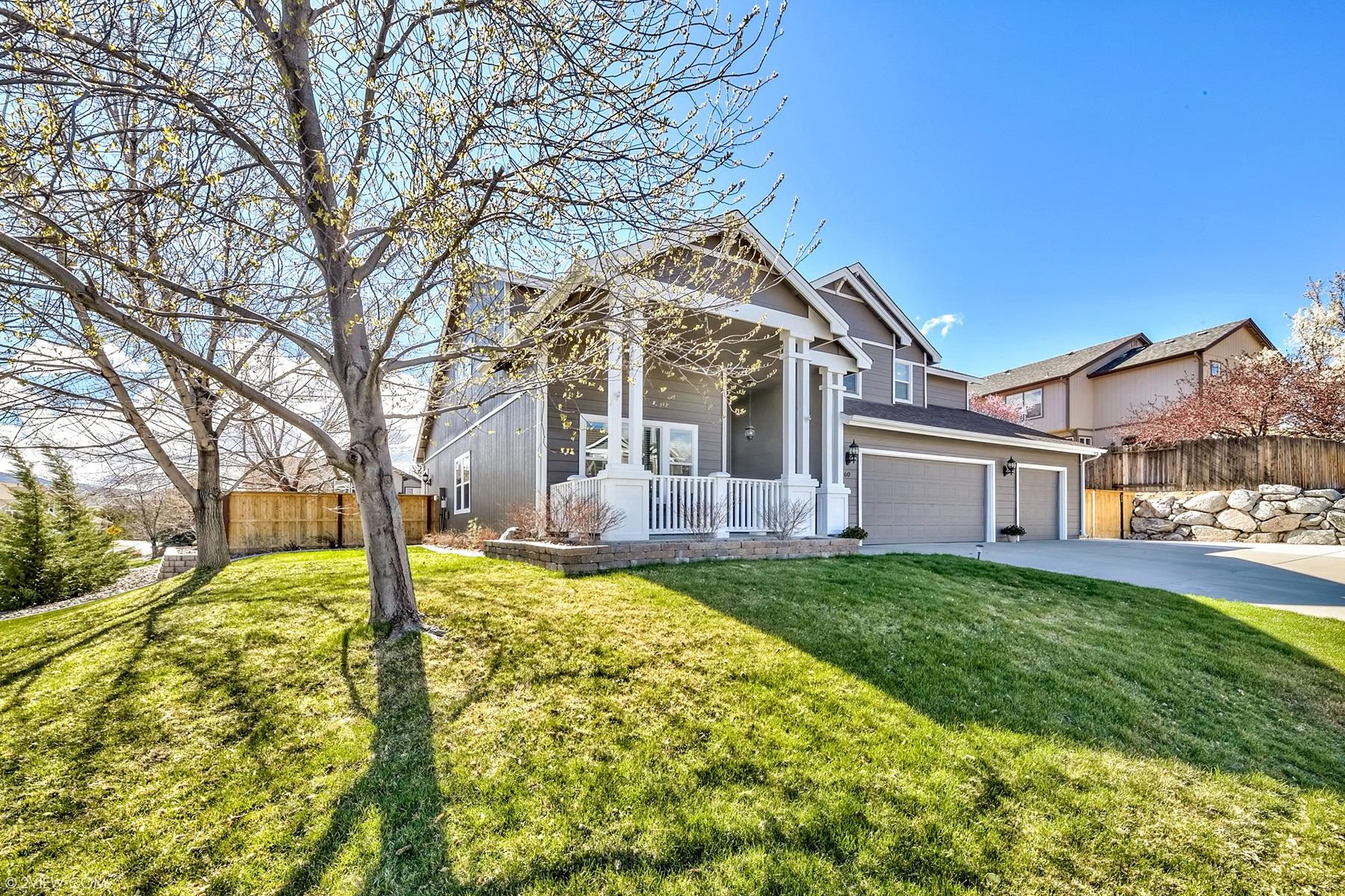 single family homes for Active at 60 Wagon Wheel, Reno, Nevada 60 Wagon Wheel Court Reno, Nevada 89511 United States