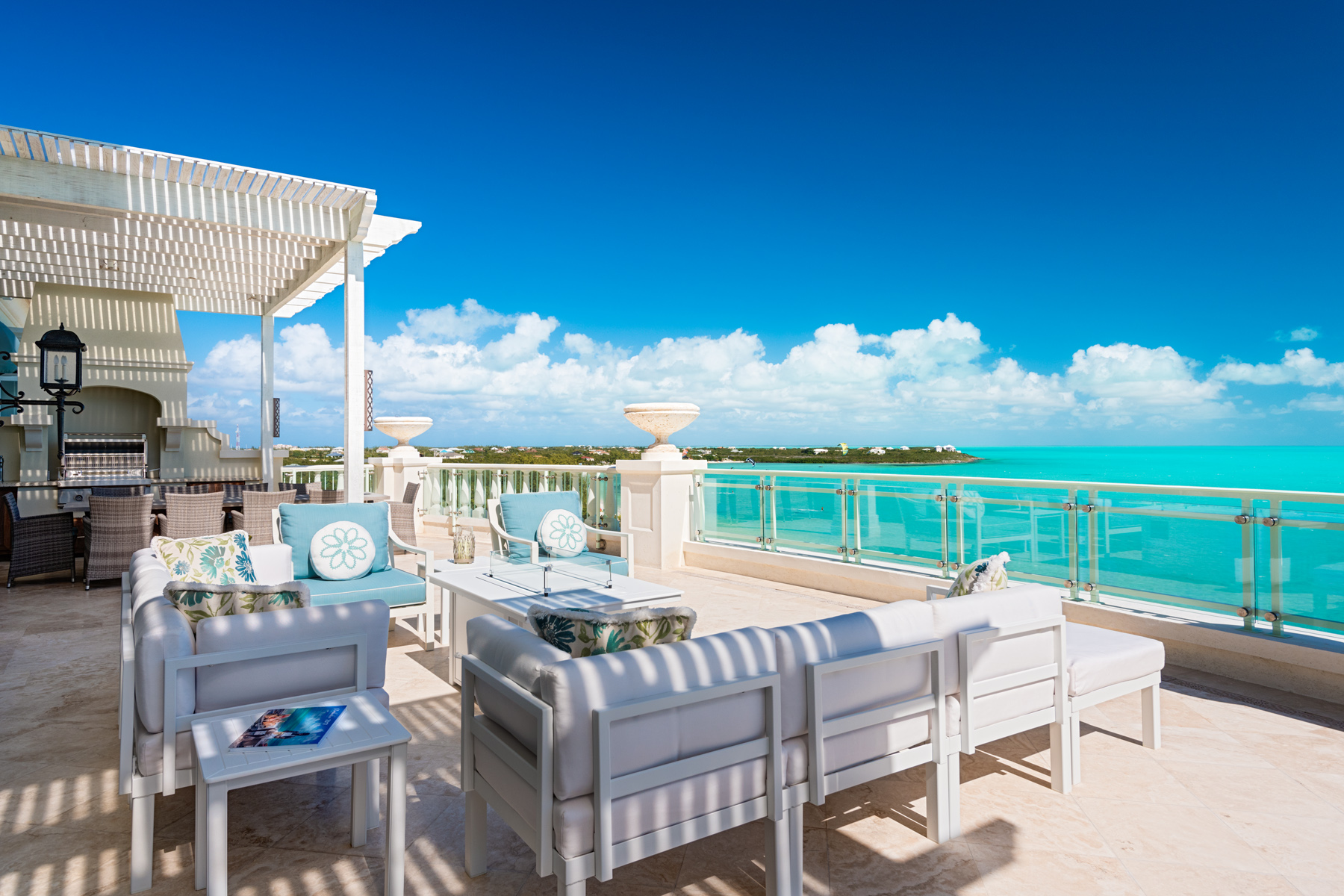 Additional photo for property listing at The Shore Club ~ Penthouse 1504.06.09 The Shore Club, Long Bay, Providenciales Turks And Caicos Islands