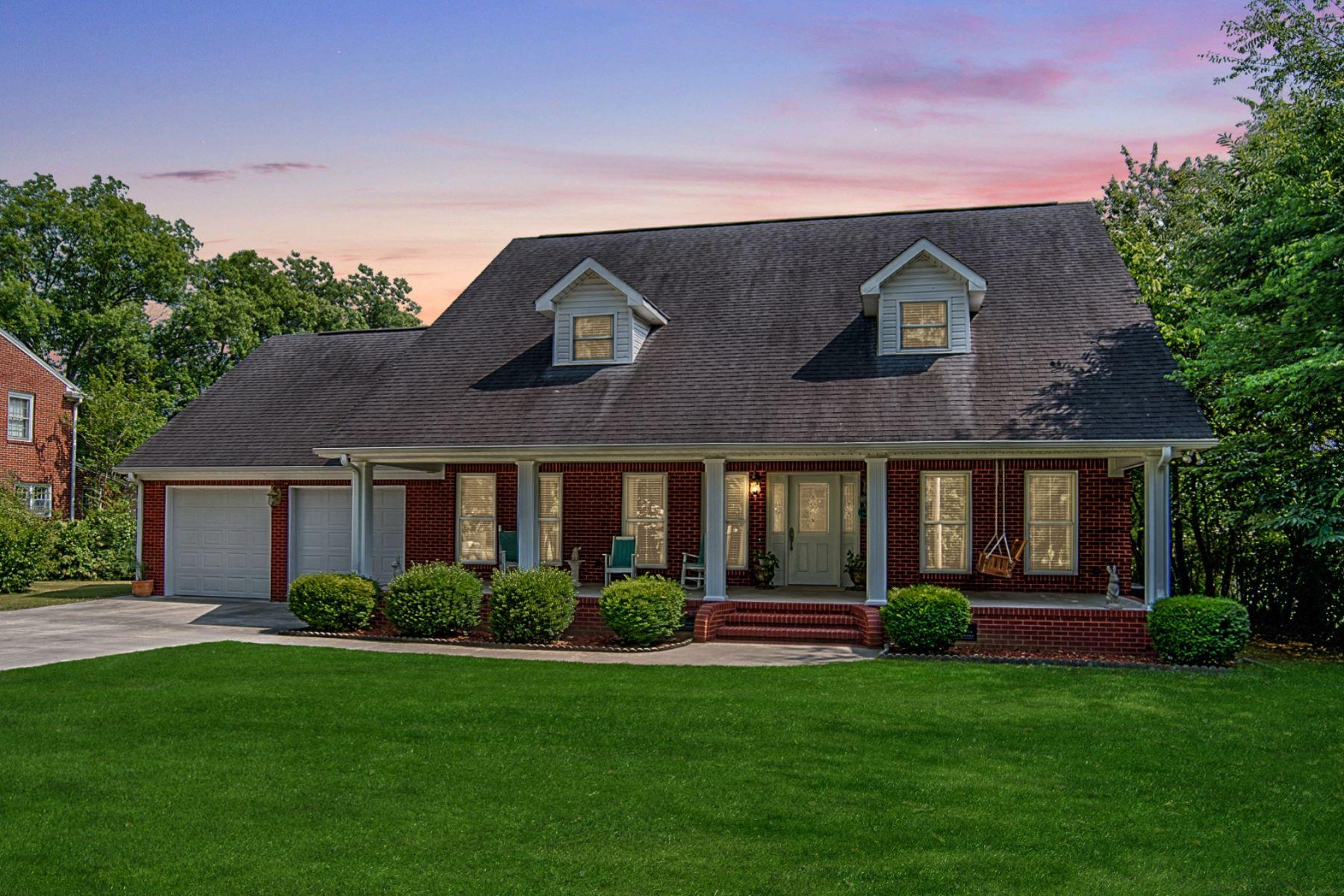 Single Family Homes for Active at 311 Hodges Street Scottsboro, Alabama 35768 United States