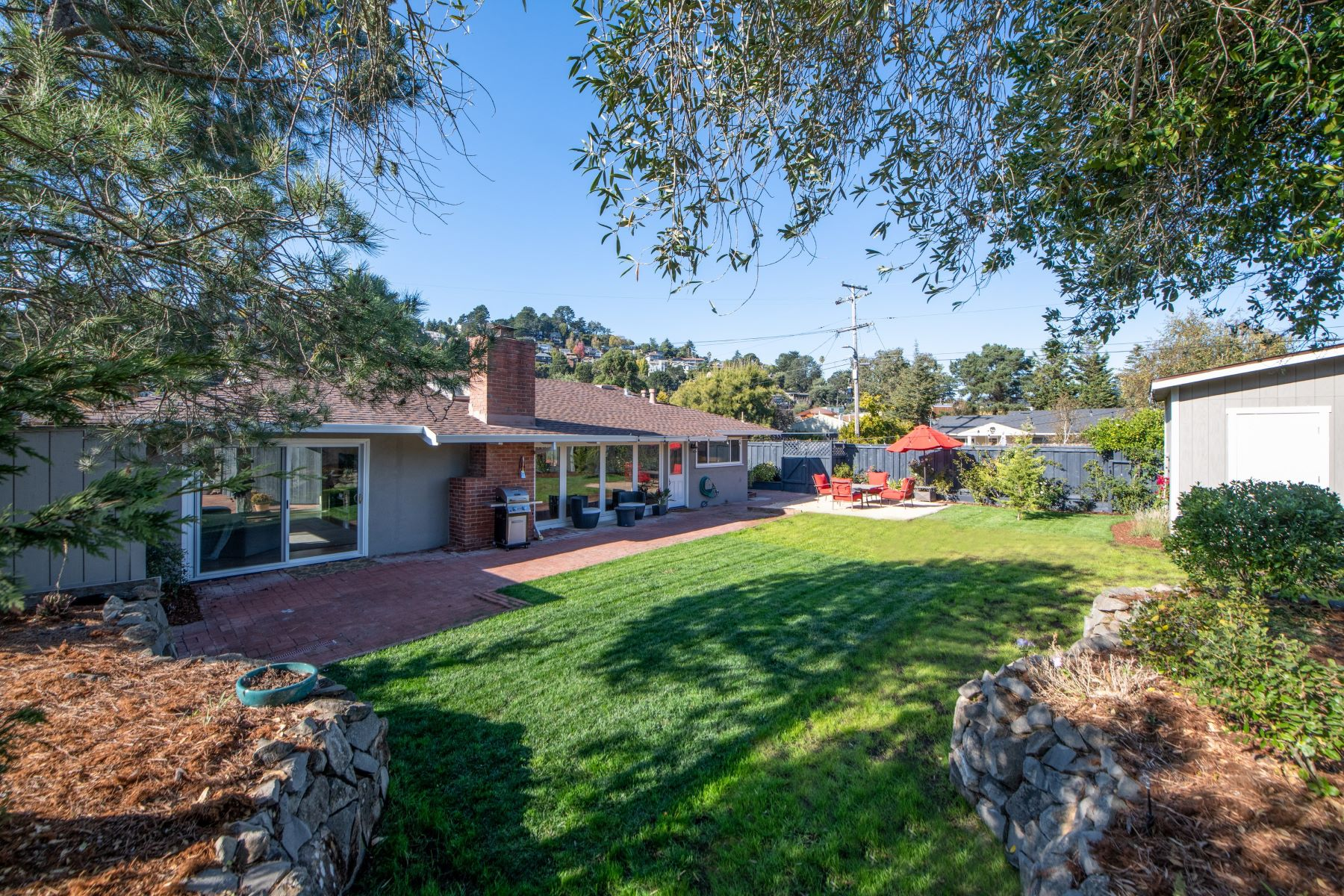 Single Family Homes for Sale at Sweet Bungalow Charmer 239 Flamingo Rd Mill Valley, California 94941 United States