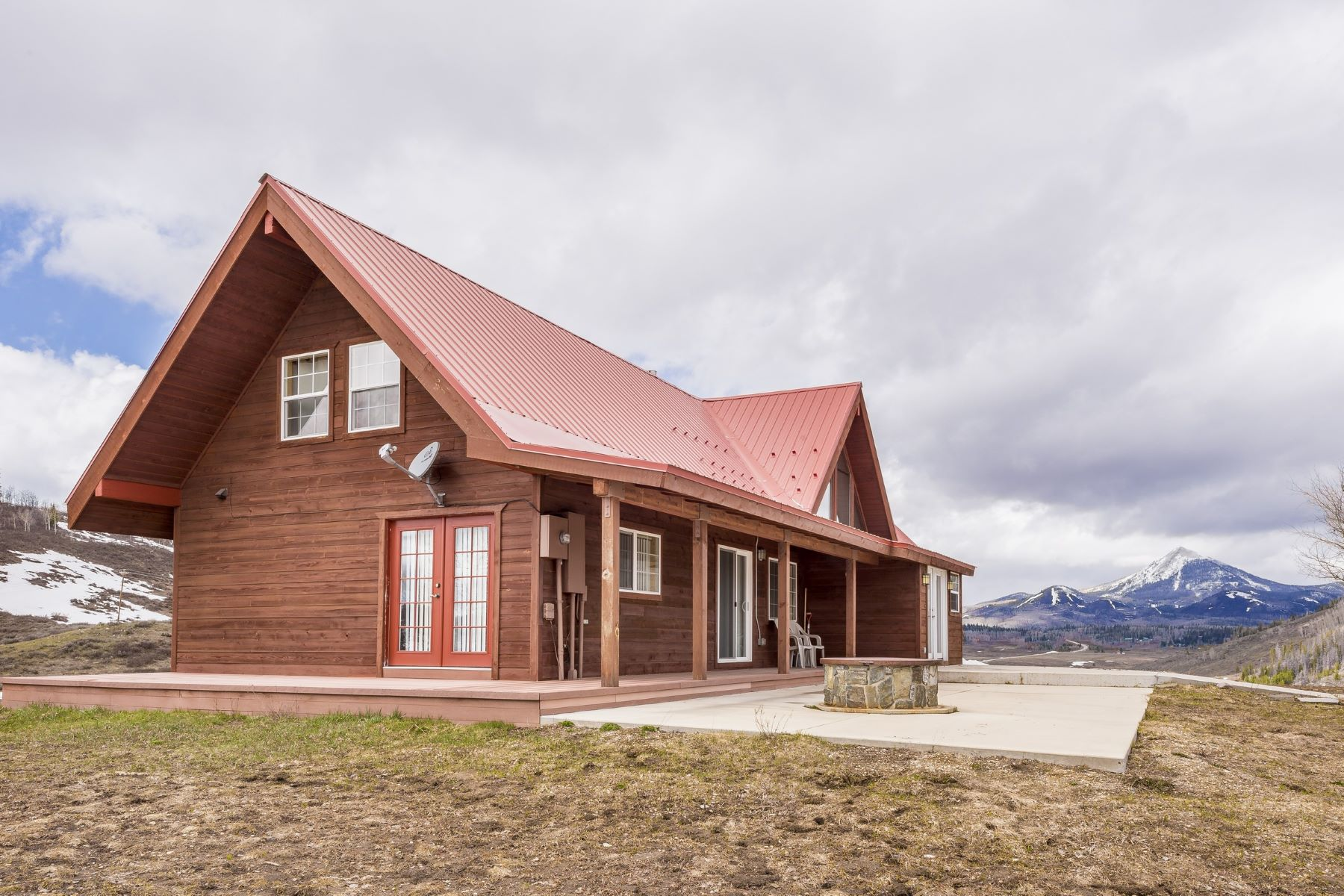 Single Family Home for Sale at Bench Warmer 27200 Golden View Trail Clark, Colorado, 80428 United States