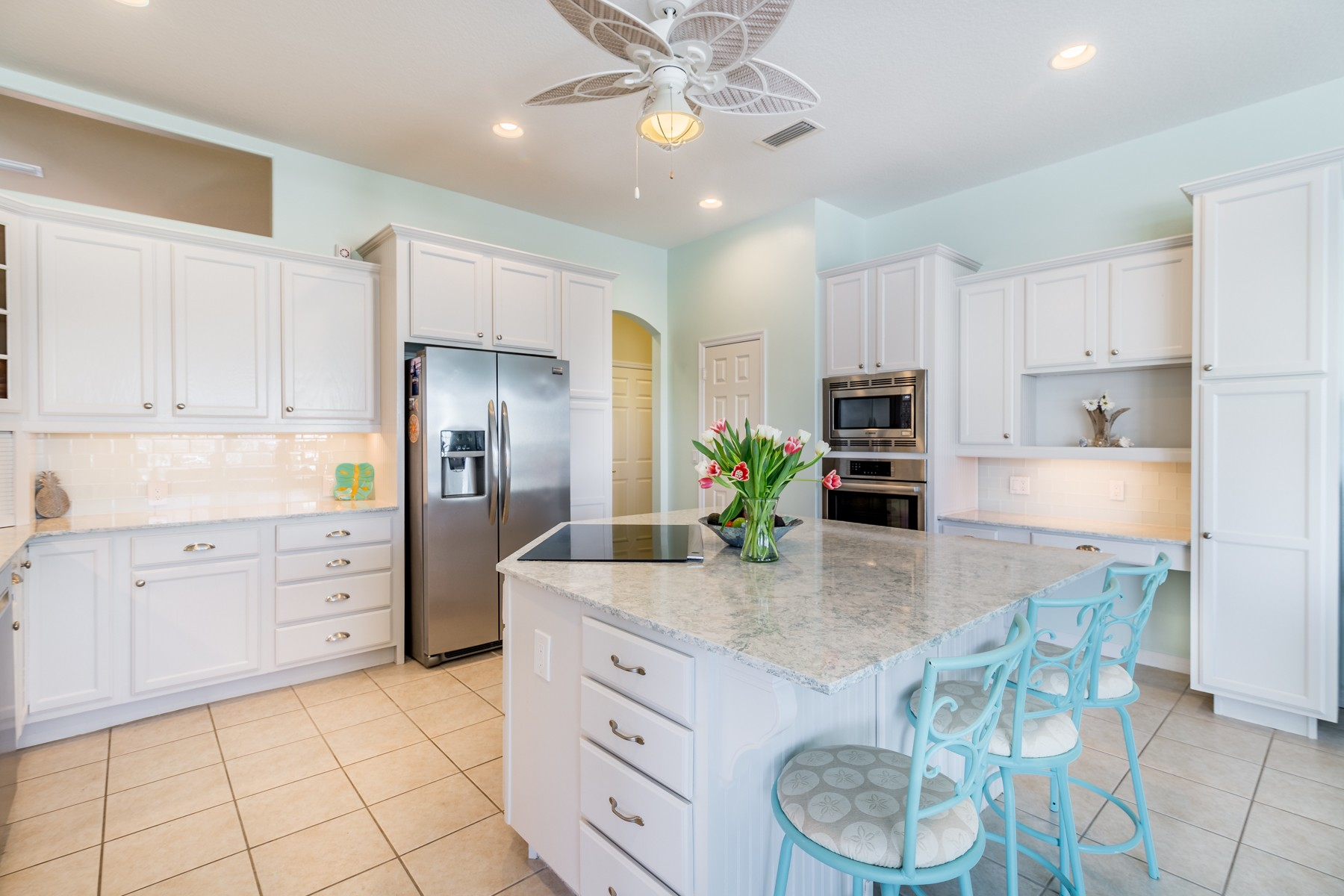 Additional photo for property listing at Pristine, larger home of Melbourne Beach 413 Surf Road Melbourne Beach, Florida 32951 United States