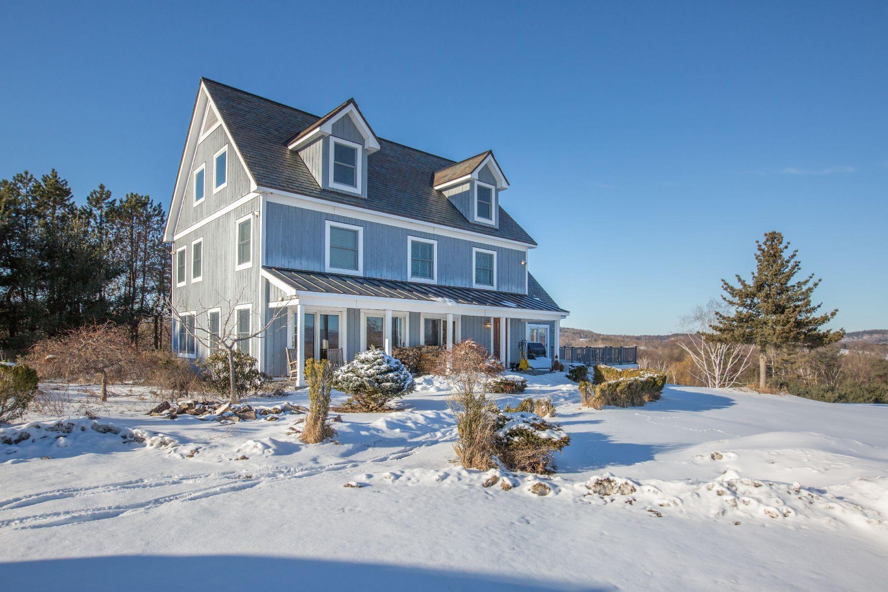 Single Family Homes för Försäljning vid Horizon Hill Acres 923 Taylor Hill Rd, Granville, New York 12832 Förenta staterna