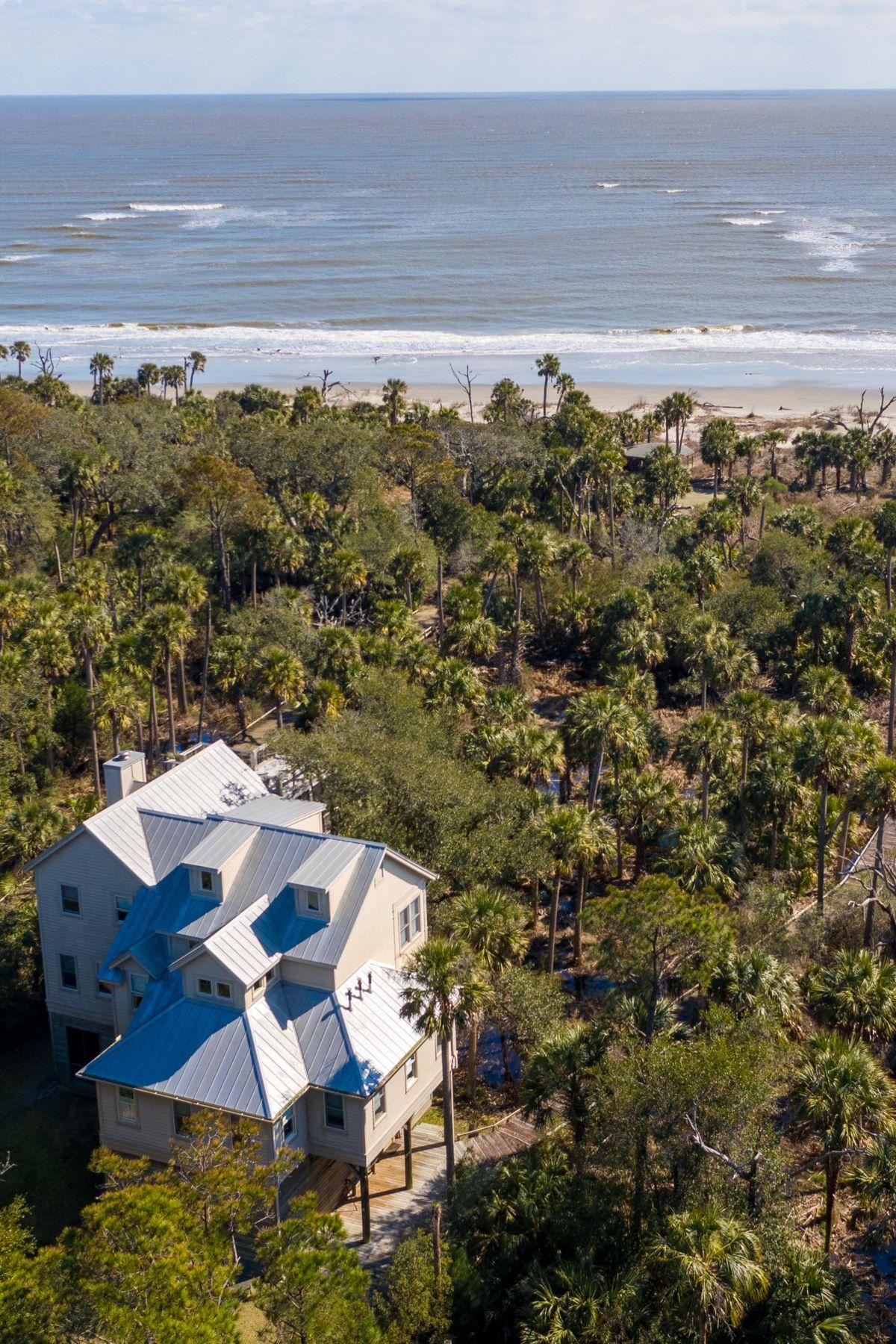 Single Family Homes por un Venta en Dewees Island, Carolina del Sur 29451 Estados Unidos