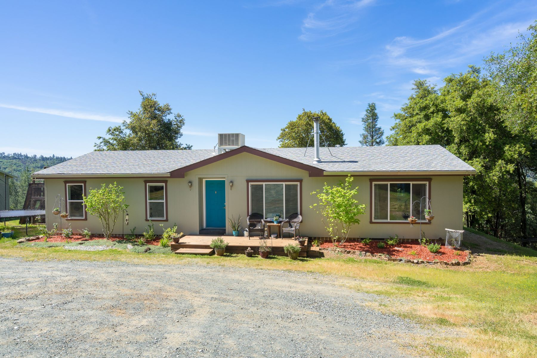 Single Family Home for Active at True Off The Grid Living 15670 Meadowlark Lane Sutter Creek, California 95685 United States