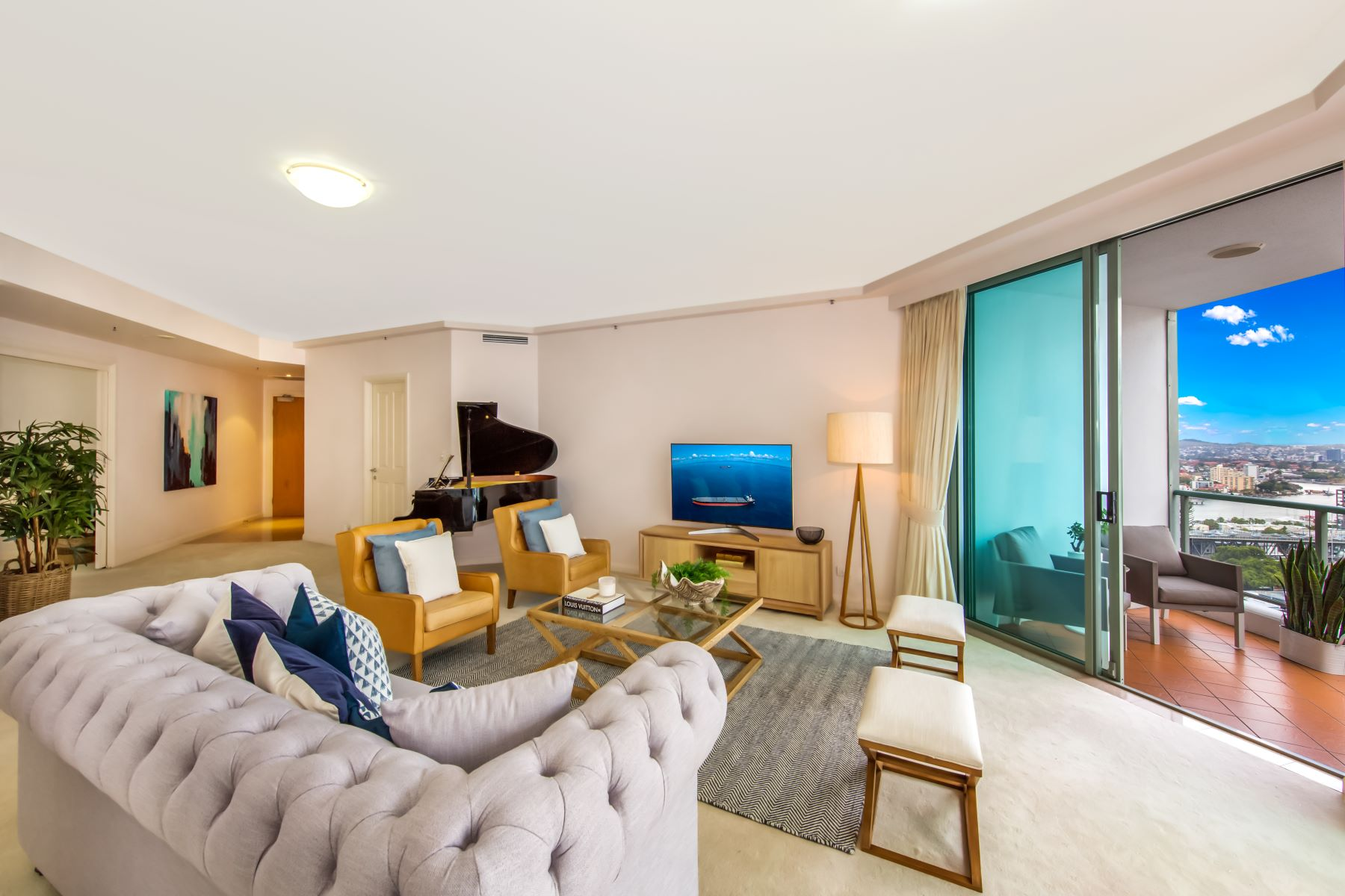 Apartamento por un Venta en Admiralty Towers 150/35 Howard Street, Brisbane, Queensland, 4000 Australia