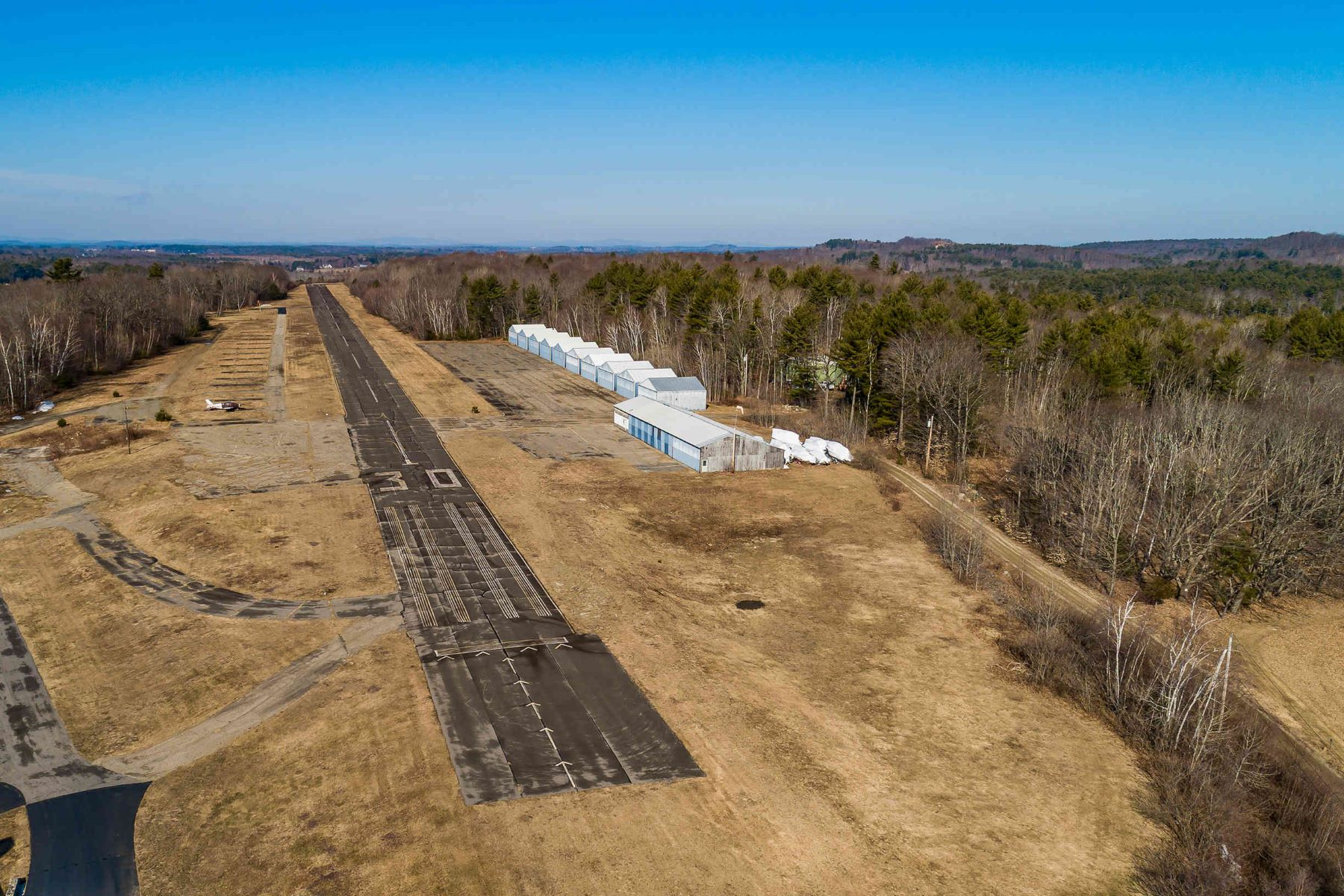 Land for Active at Littlebrook Airpark - Rare Opportunity! 107 Littlebrook Lane Eliot, Maine 03903 United States