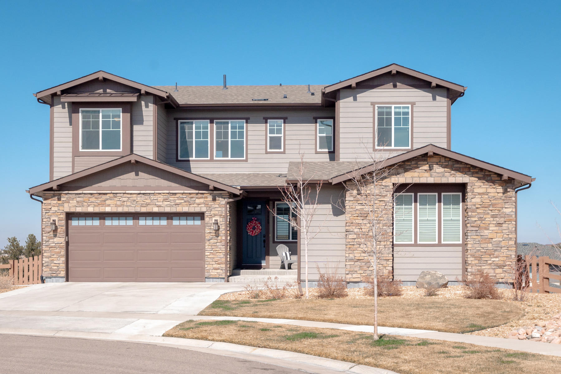 Single Family Homes for Sale at Welcome to this NEARLY NEW Shea built home in Whispering Pines neighborhood! 7860 S Grand Baker Street, Aurora, Colorado 80016 United States