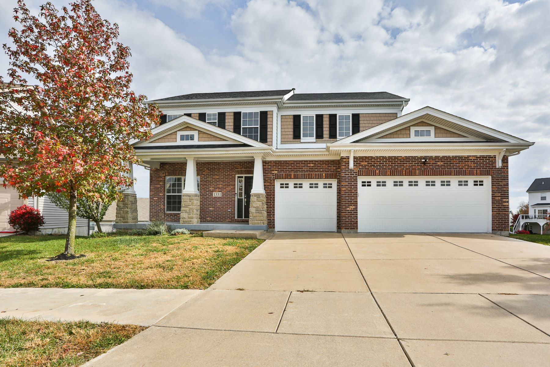 Single Family Home for Sale at Shorewinds Trail 1331 Shorewinds Trail St. Charles, Missouri 63303 United States