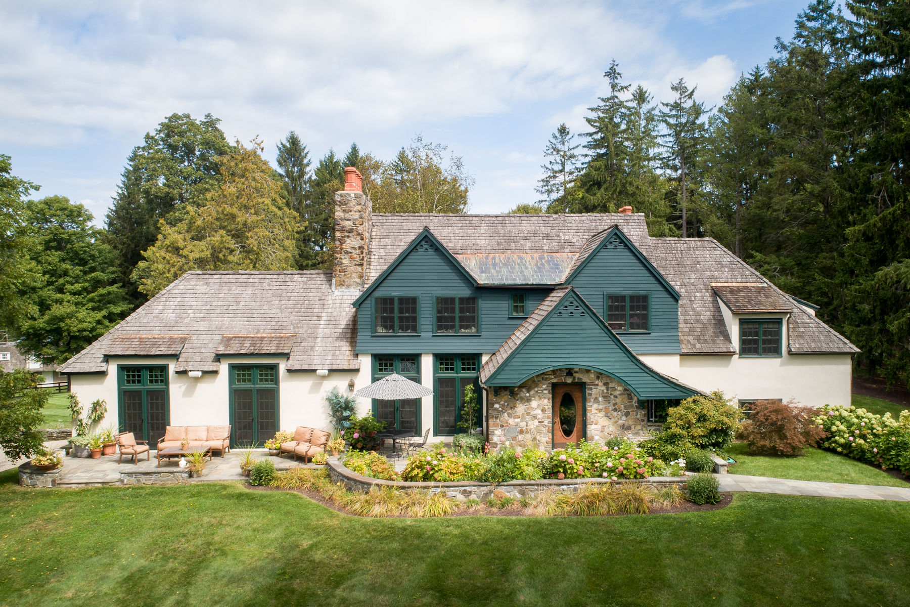 Single Family Homes for Active at Grace Hill Farm 147 Altamont Road Millbrook, New York 12545 United States