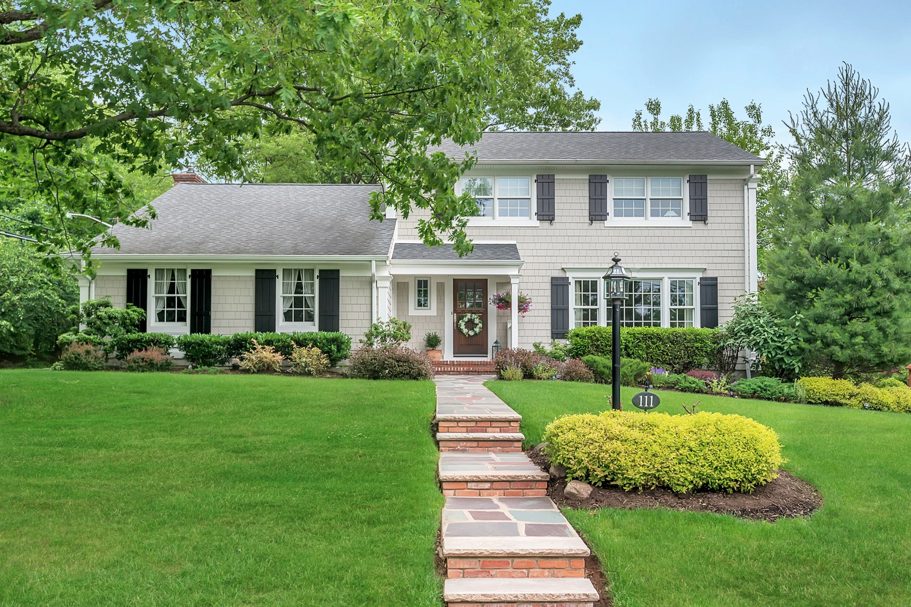 Single Family Homes for Sale at Live Brightwood Park 111 Oak Tree Pass Westfield, New Jersey 07090 United States