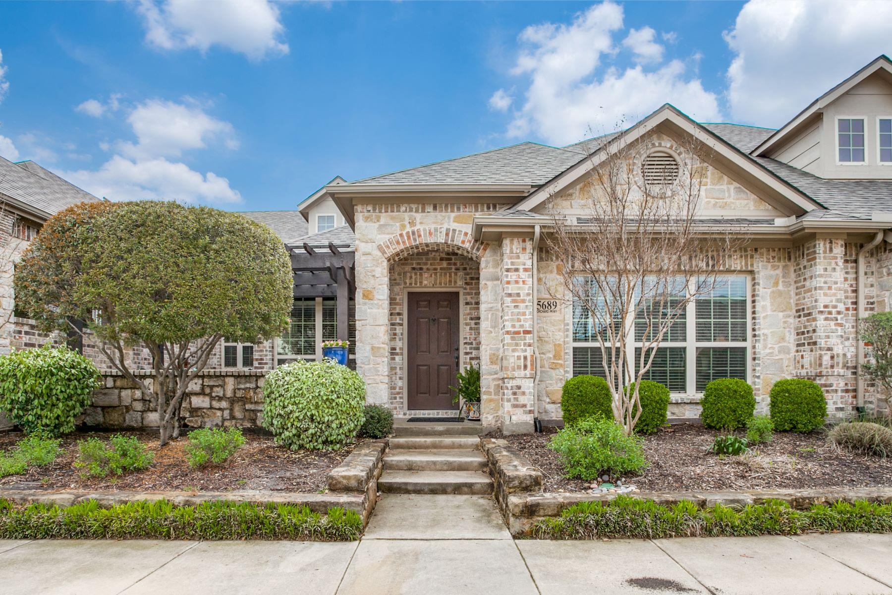townhouses für Verkauf beim Fairview, Texas 75069 Vereinigte Staaten