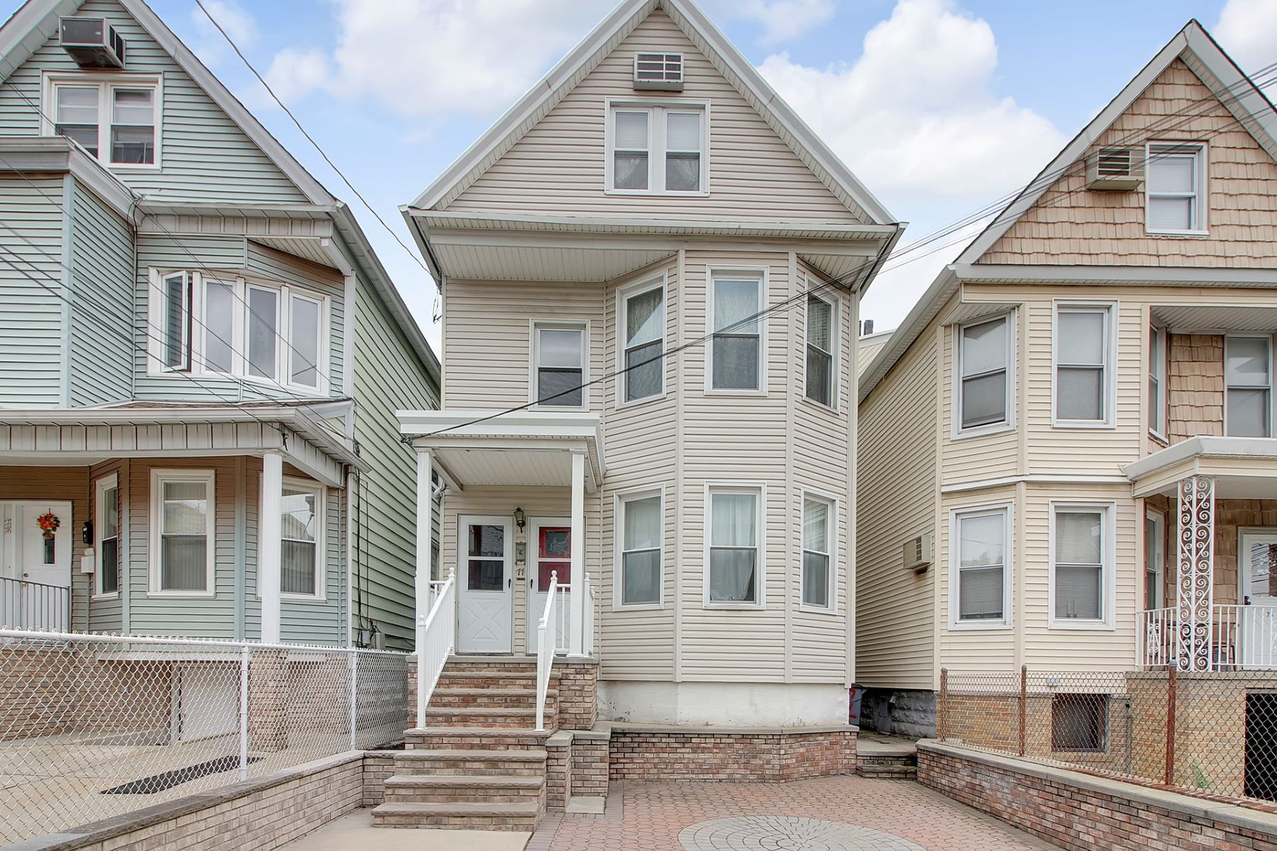 "Multi-Family Home for Sale at This Lovely Two Family Home is a ""Must See"" for Serious Buyers 77 West 55th Street, Bayonne, New Jersey 07002 United States"