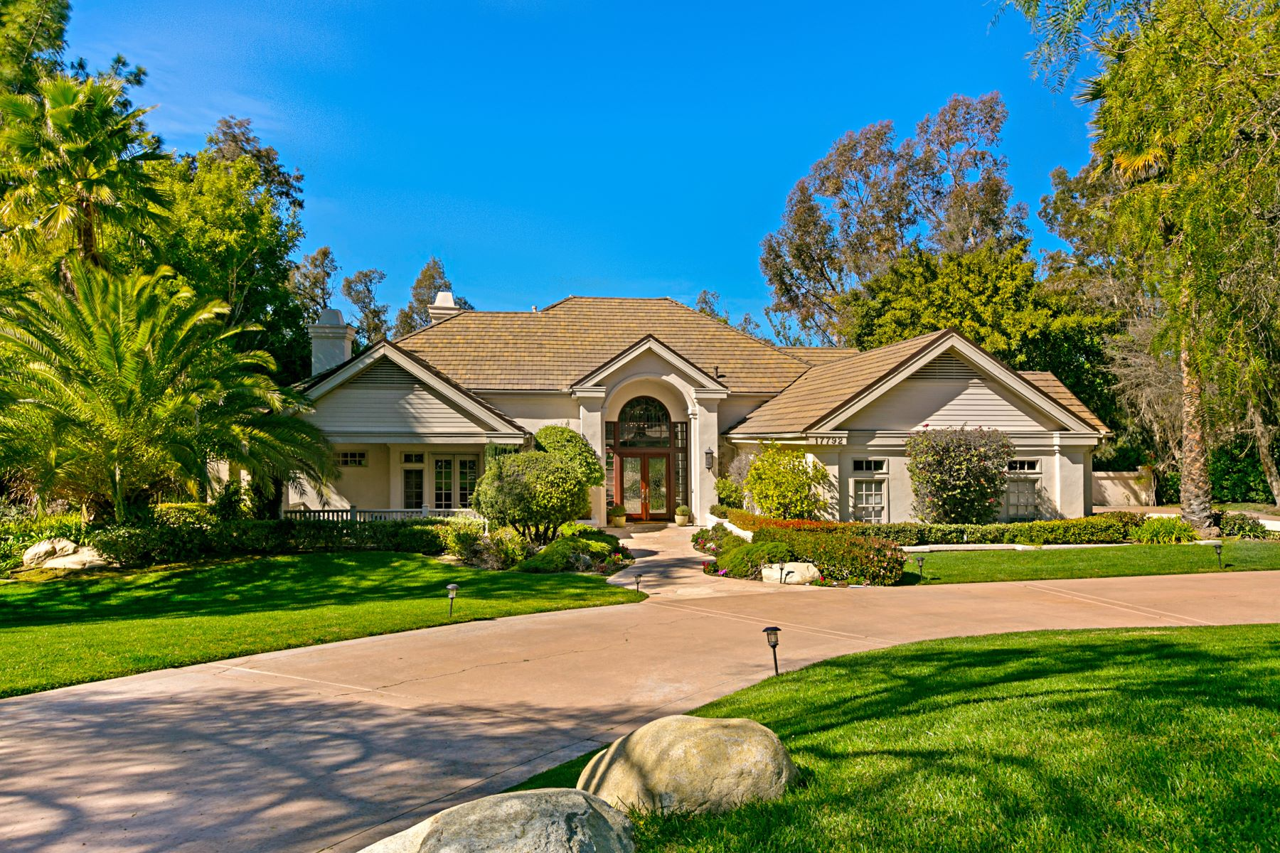Single Family Homes por un Venta en 17792 Circa Oriente Rancho Santa Fe, California 92067 Estados Unidos