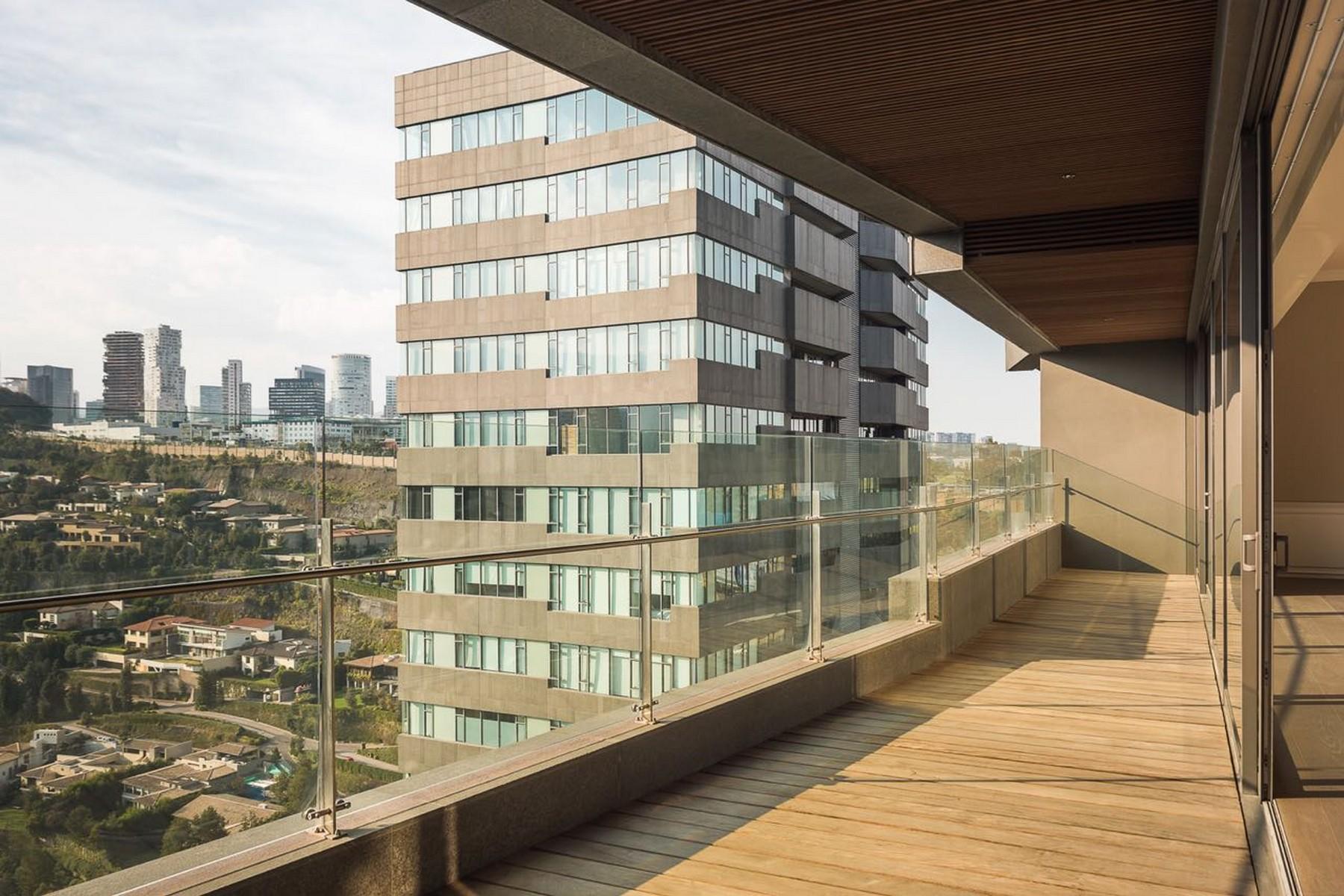 Apartment for Sale at Torres del Parque, Bosques de Santa Fe, Mexico City Mexico City, Ciudad de Mexico 05600 Mexico