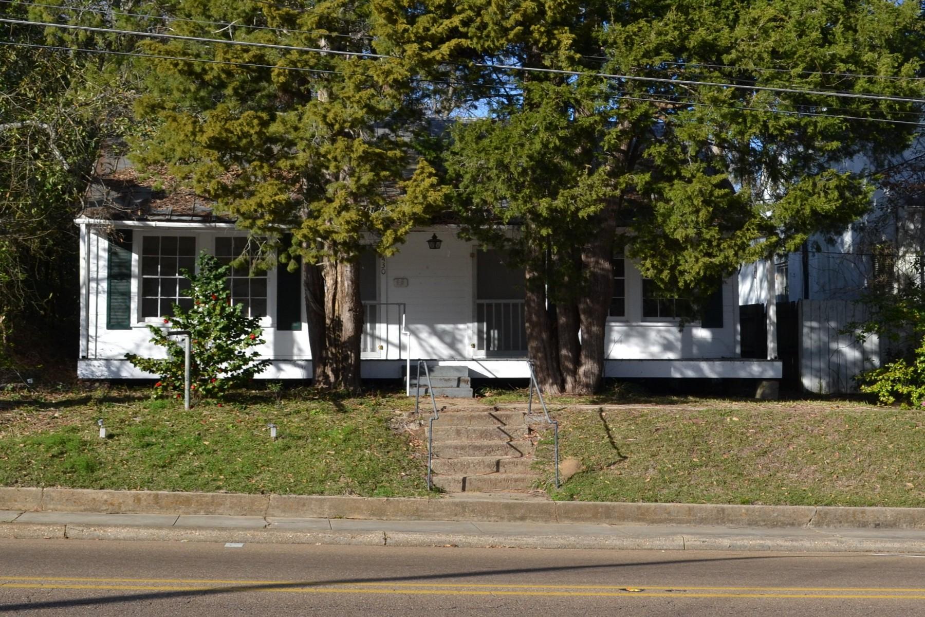 Casa Unifamiliar por un Venta en 430 Main Street Woodville, Mississippi 39669 Estados Unidos