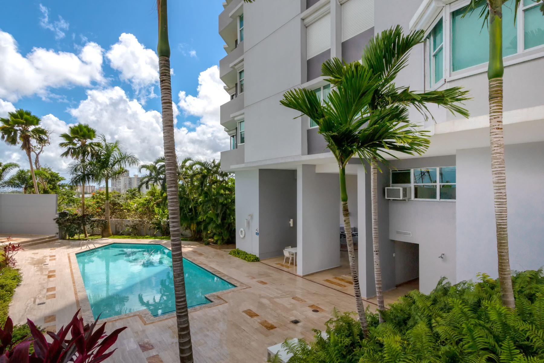 Additional photo for property listing at Soaring Skyline Duplex Penthouse at La Cima PH-1904 Condominio La Cima de Torrimar Guaynabo, 00969 Puerto Rico