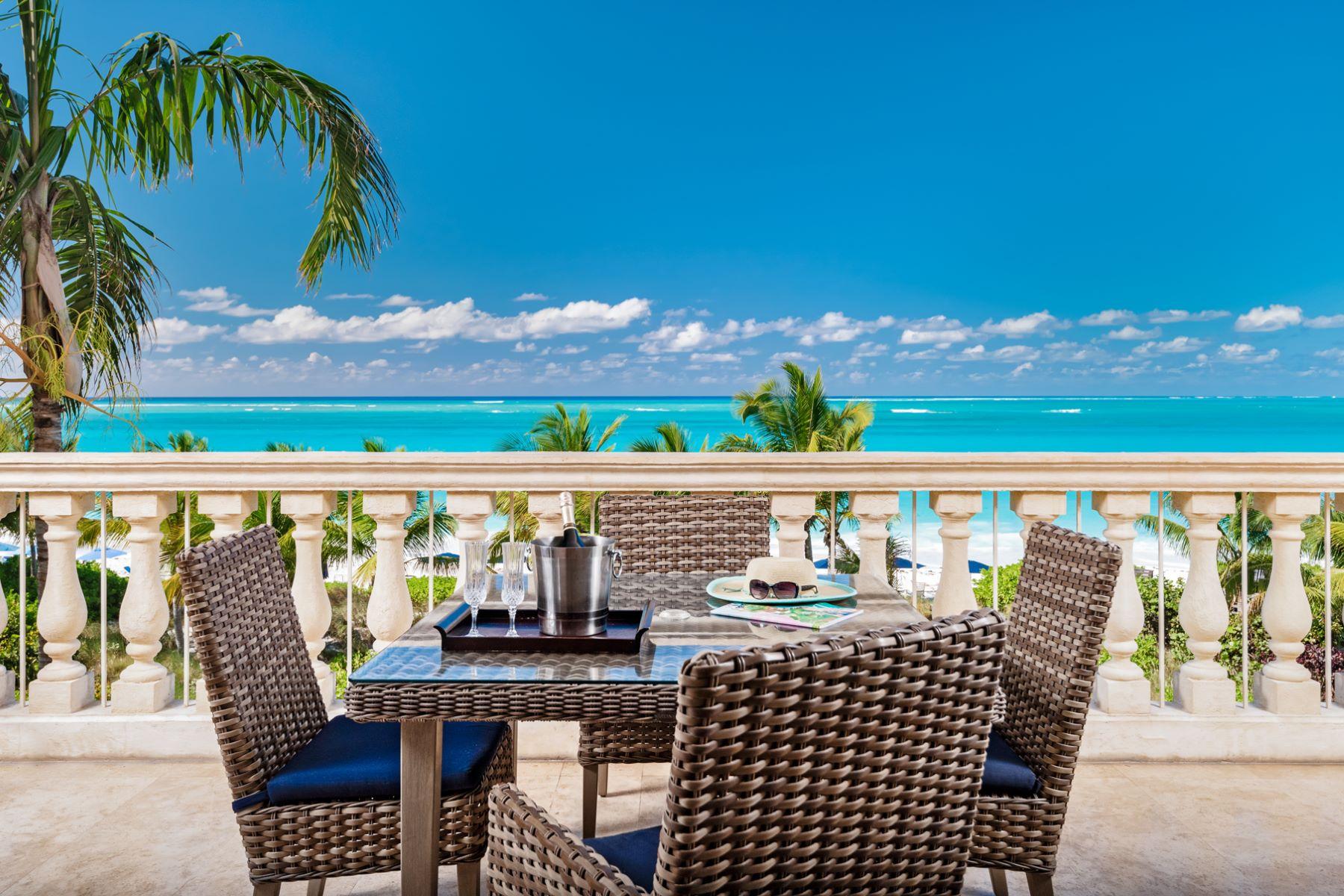 Condominiums por un Venta en Bianca Sands - Suite 303 Grace Bay, Providenciales Islas Turcas y Caicos