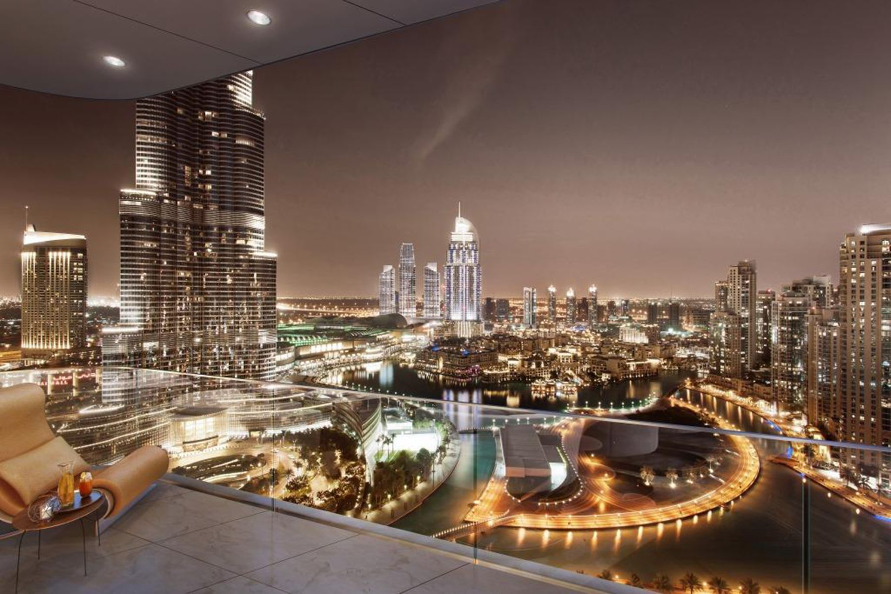 Apartment for Sale at Luxurious 4BR Apartment with Fountain View Downtown Dubai IL Primo, Dubai, 00000 United Arab Emirates