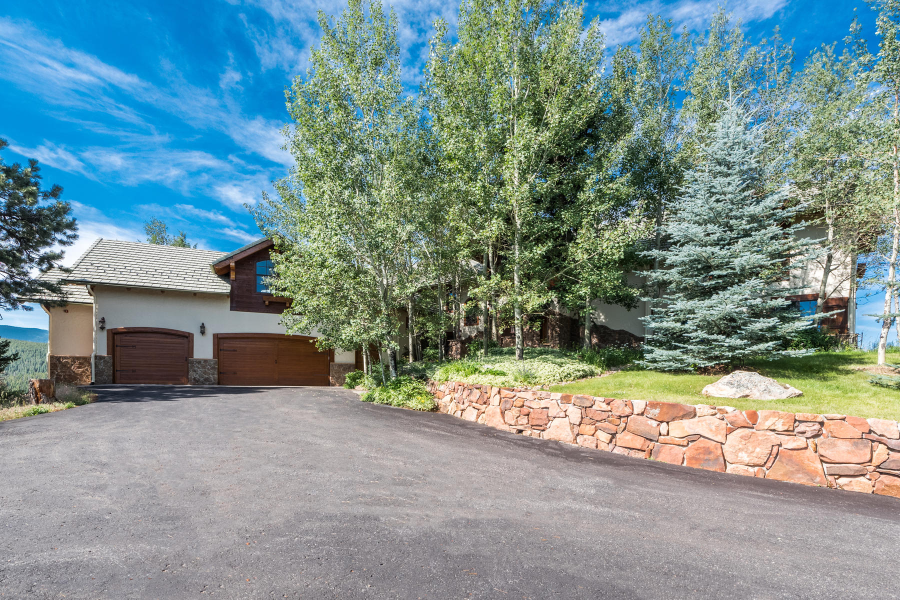 Additional photo for property listing at Aspen Meadows Ranch 34040 Buffalo Park Road Evergreen, Colorado 80439 United States