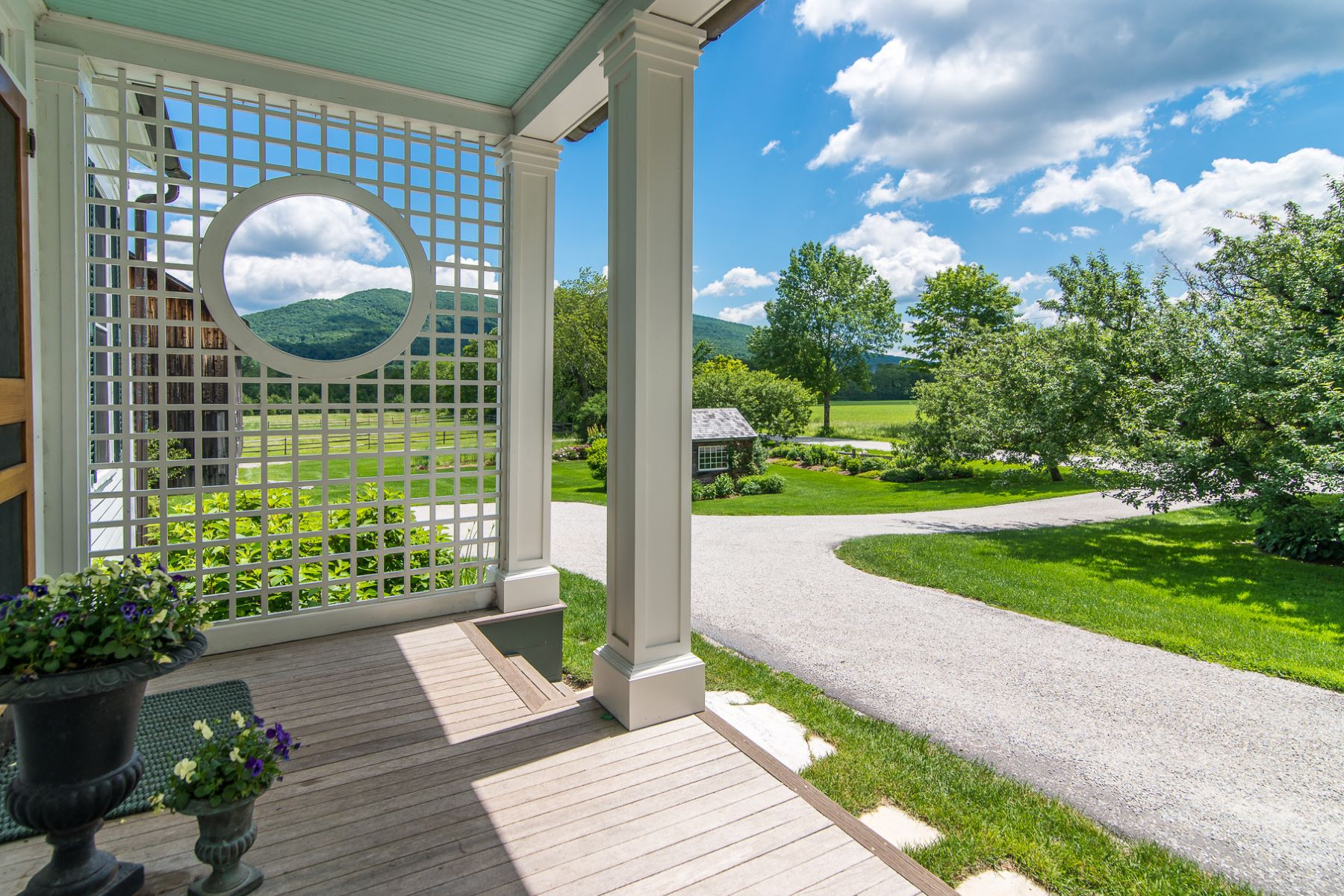 single family homes for Sale at Authentic Restored Farmhouse 2046 Dorset West Rd Dorset, Vermont 05251 United States