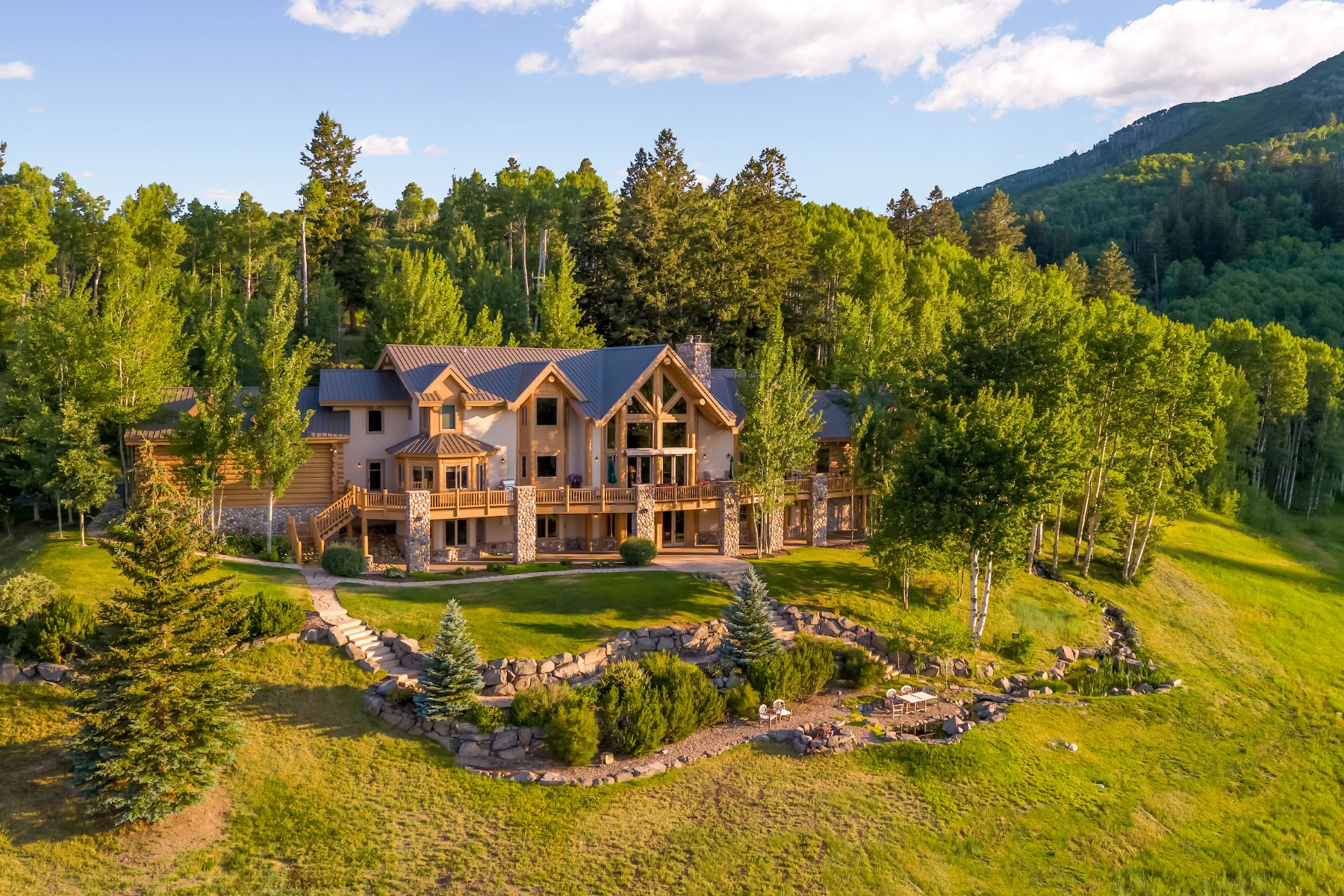 Farm / Ranch / Plantation for Active at Lazy K Ranch 27795 County Road 14 Steamboat Springs, Colorado 80487 United States