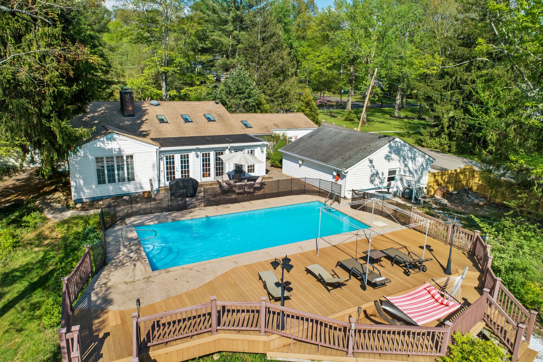 Single Family Homes for Sale at Modern Ranch Style Home 541 Foothill Road Bridgewater, New Jersey 08807 United States