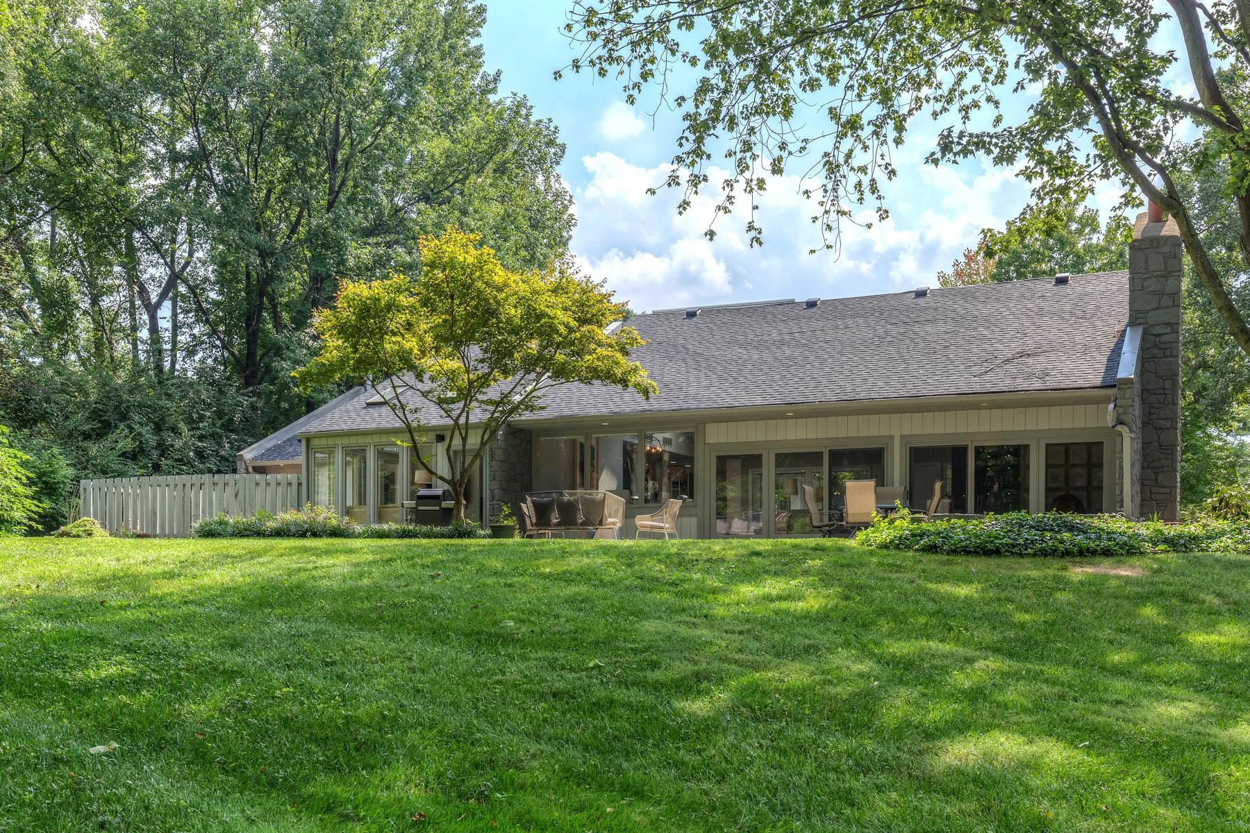 Casa Unifamiliar por un Venta en Conway Road 11448 Conway Road St. Louis, Missouri, 63131 Estados Unidos